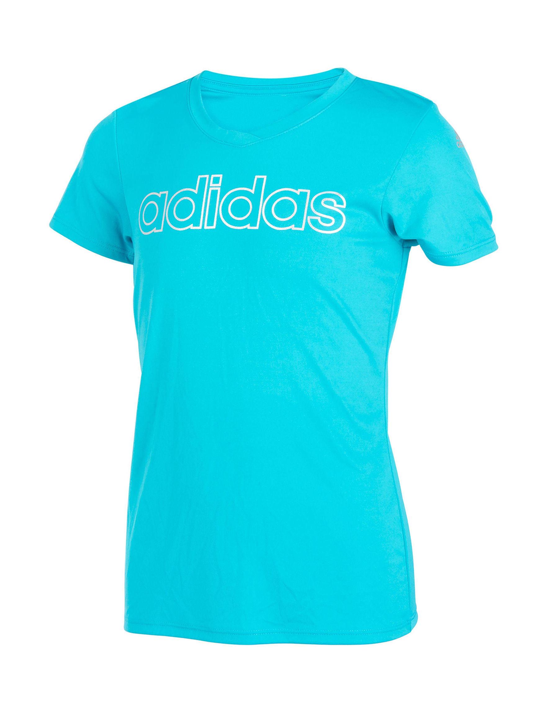 Adidas Aqua Tees & Tanks