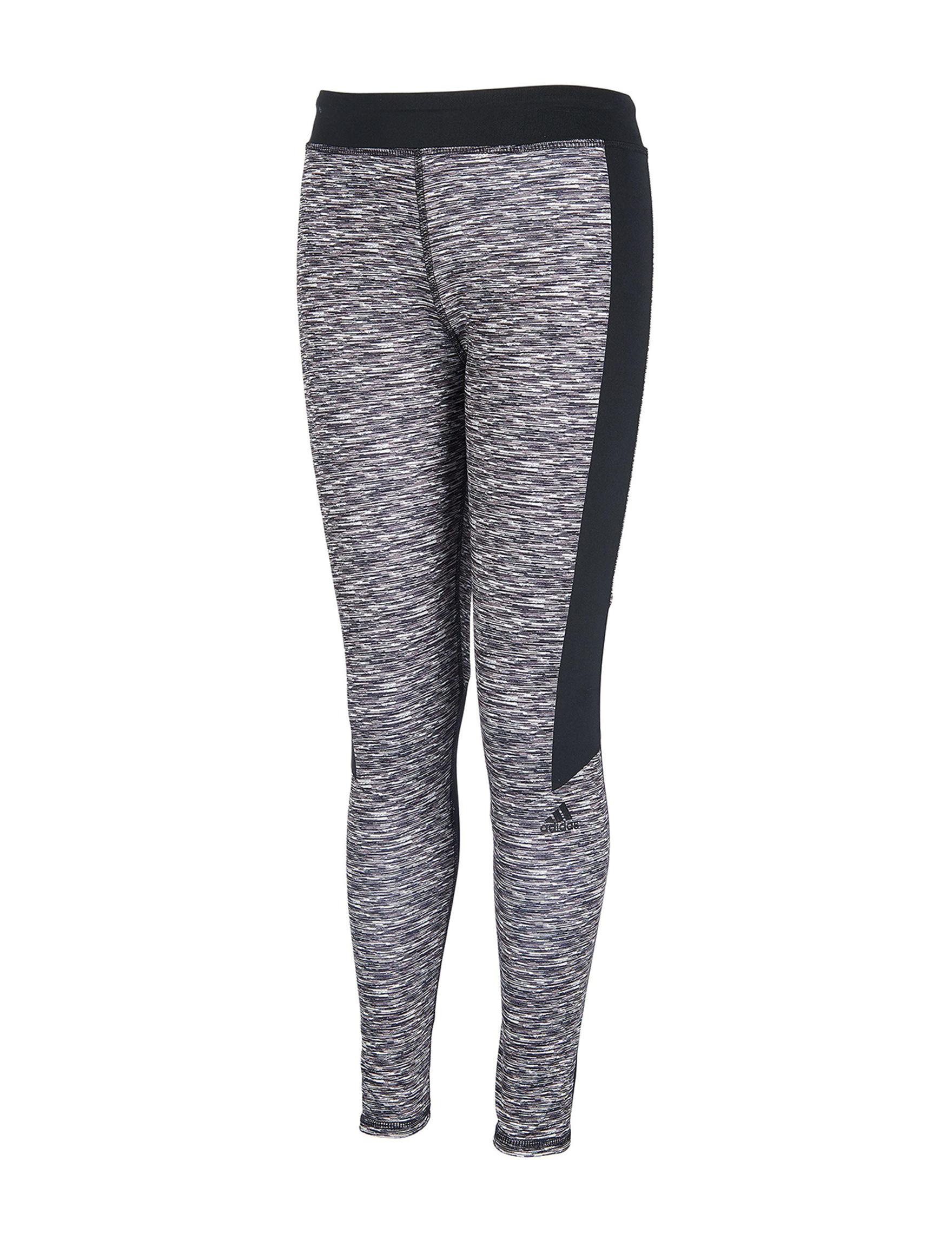 Adidas Grey Multi Leggings