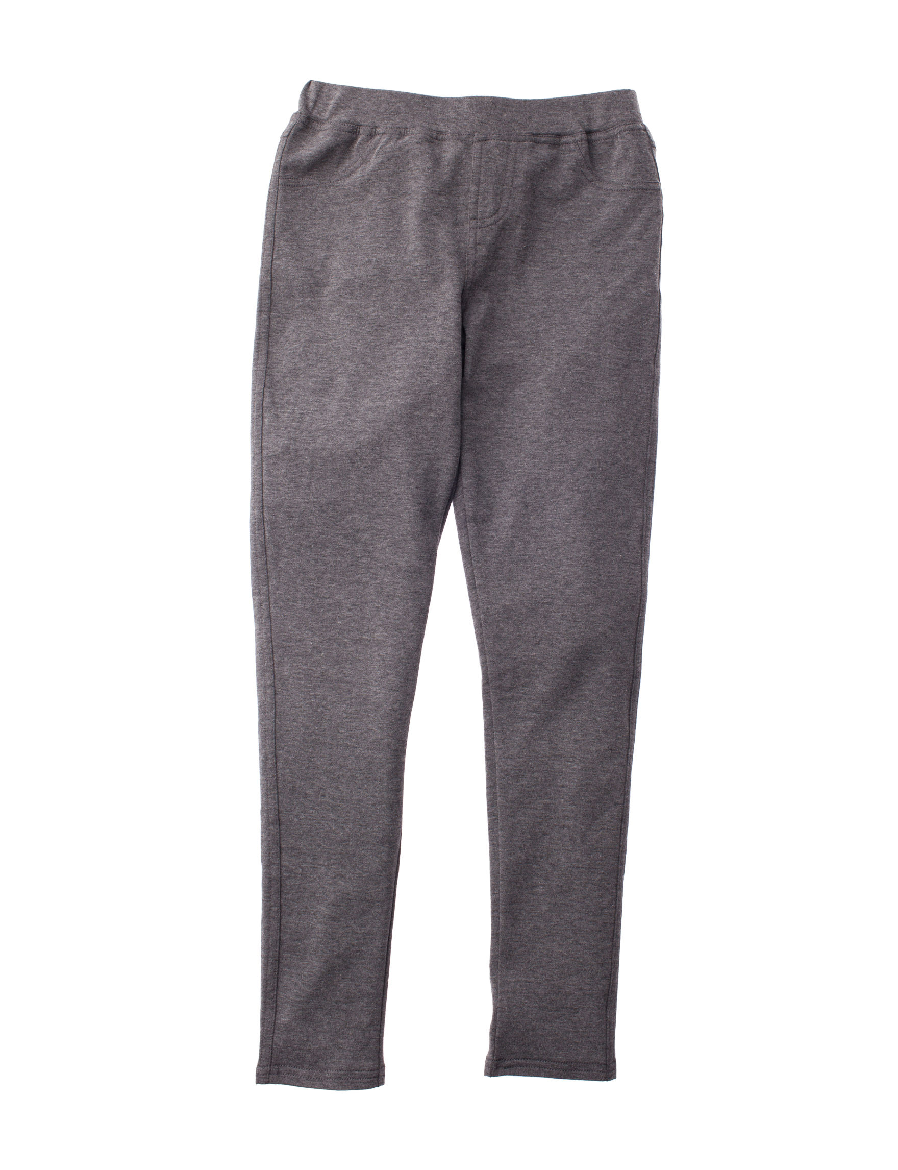 One Step Up Heather Grey Jeggings