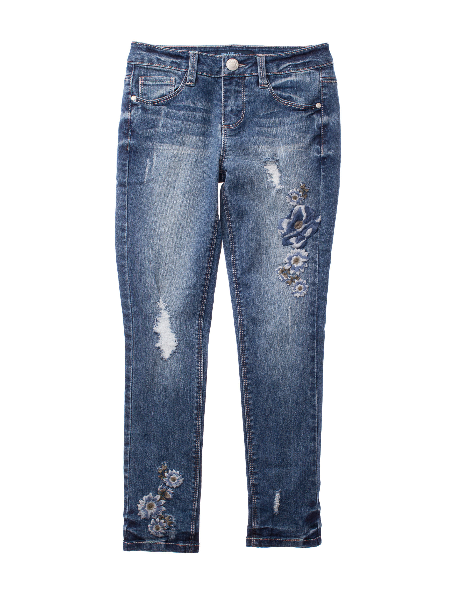 Blue Spice Medium Wash Regular