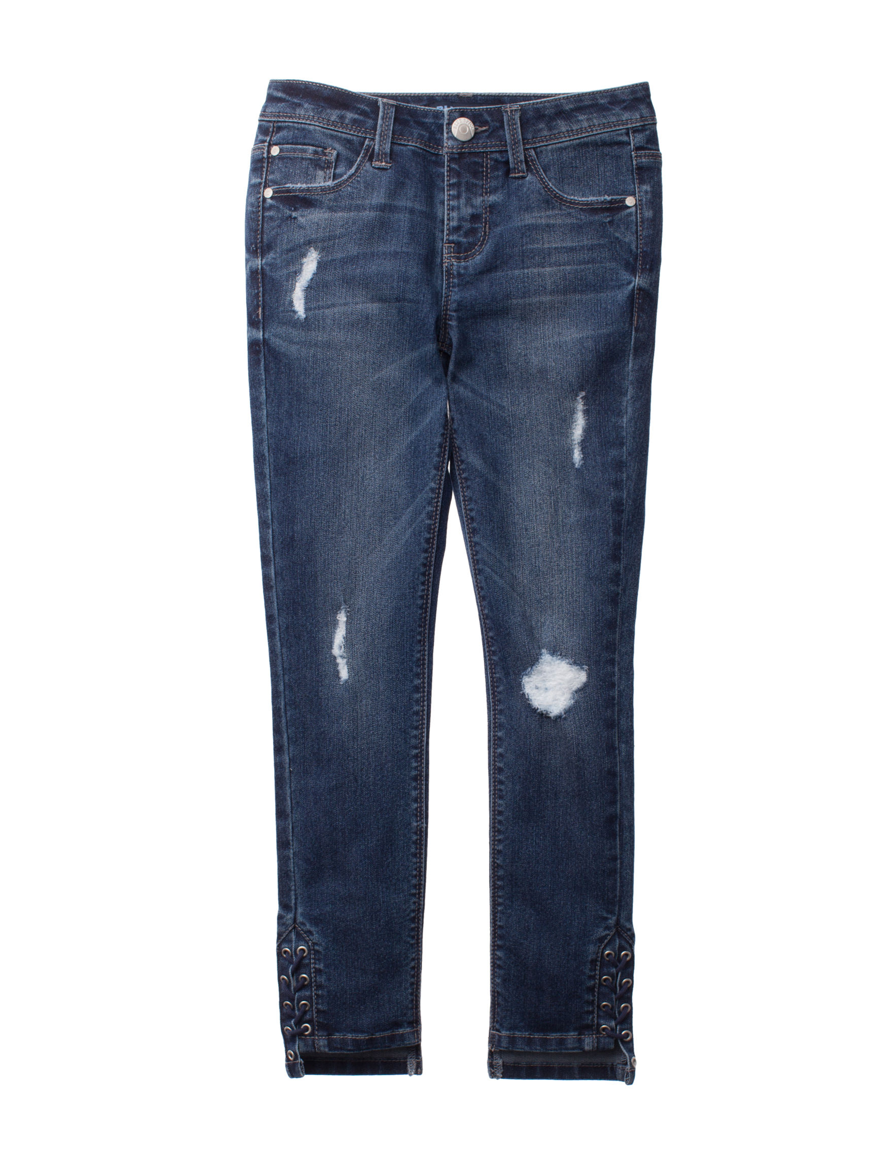 Squeeze Blue Skinny