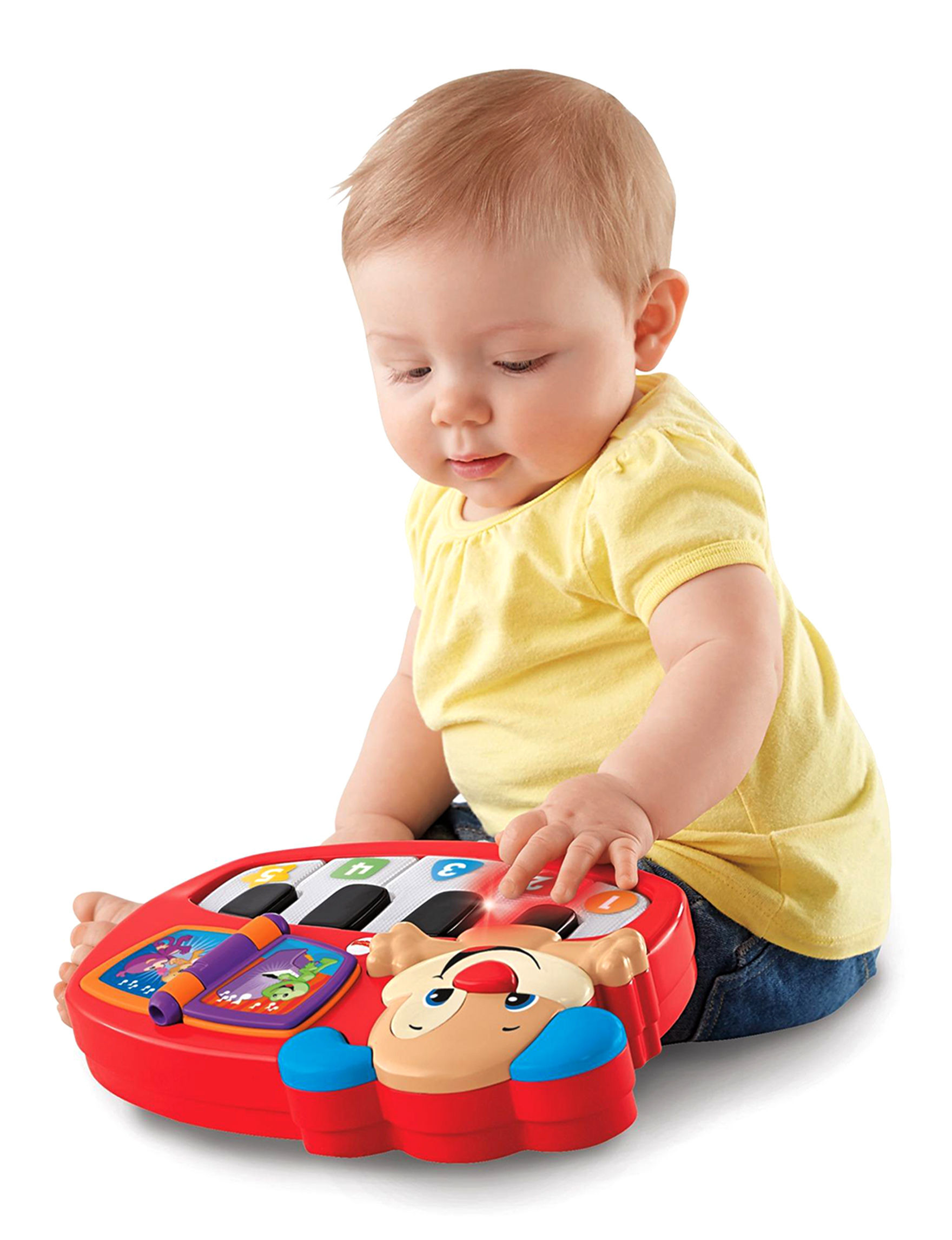 Fisher-Price Red