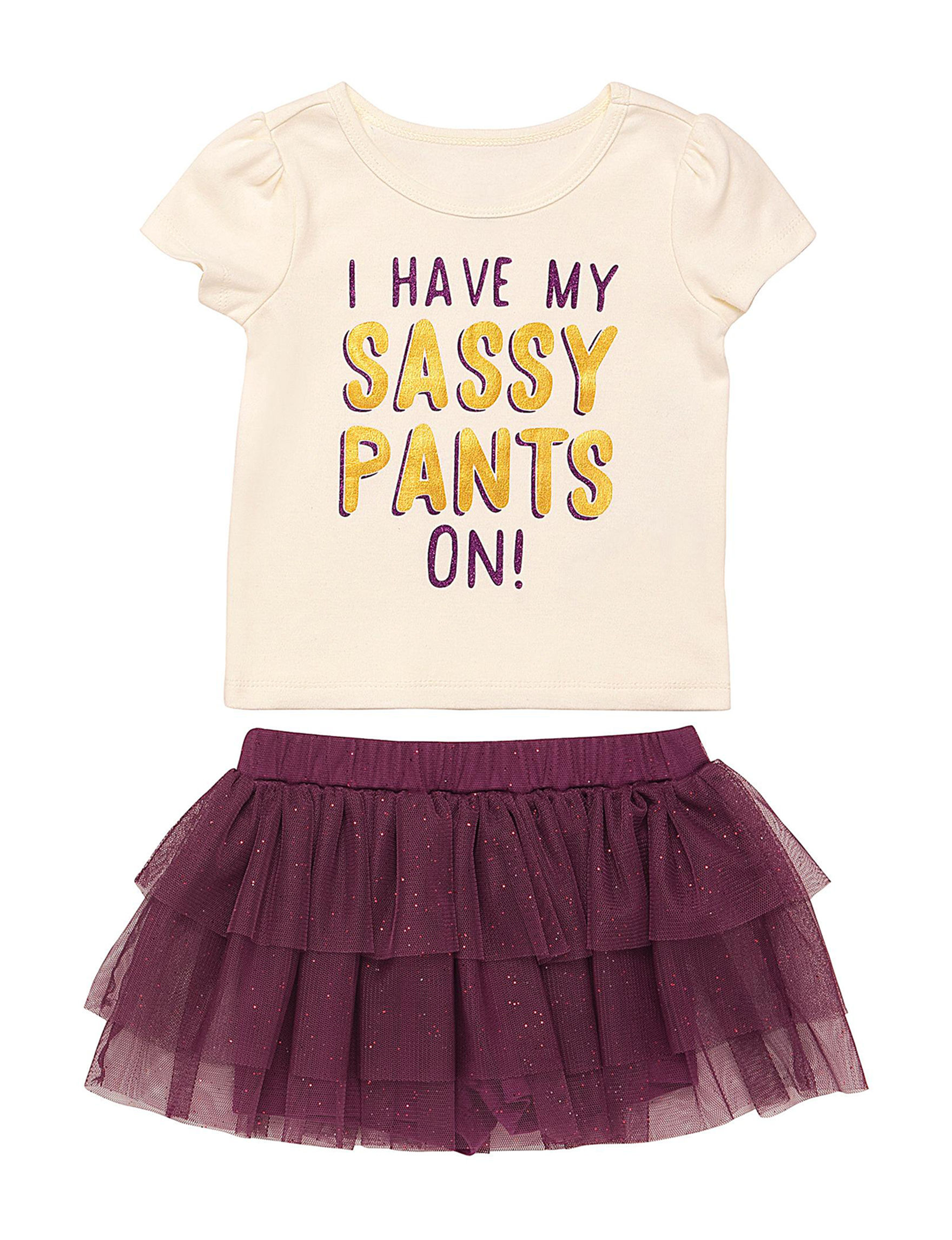 Babies With Attitude Pink / Burgundy