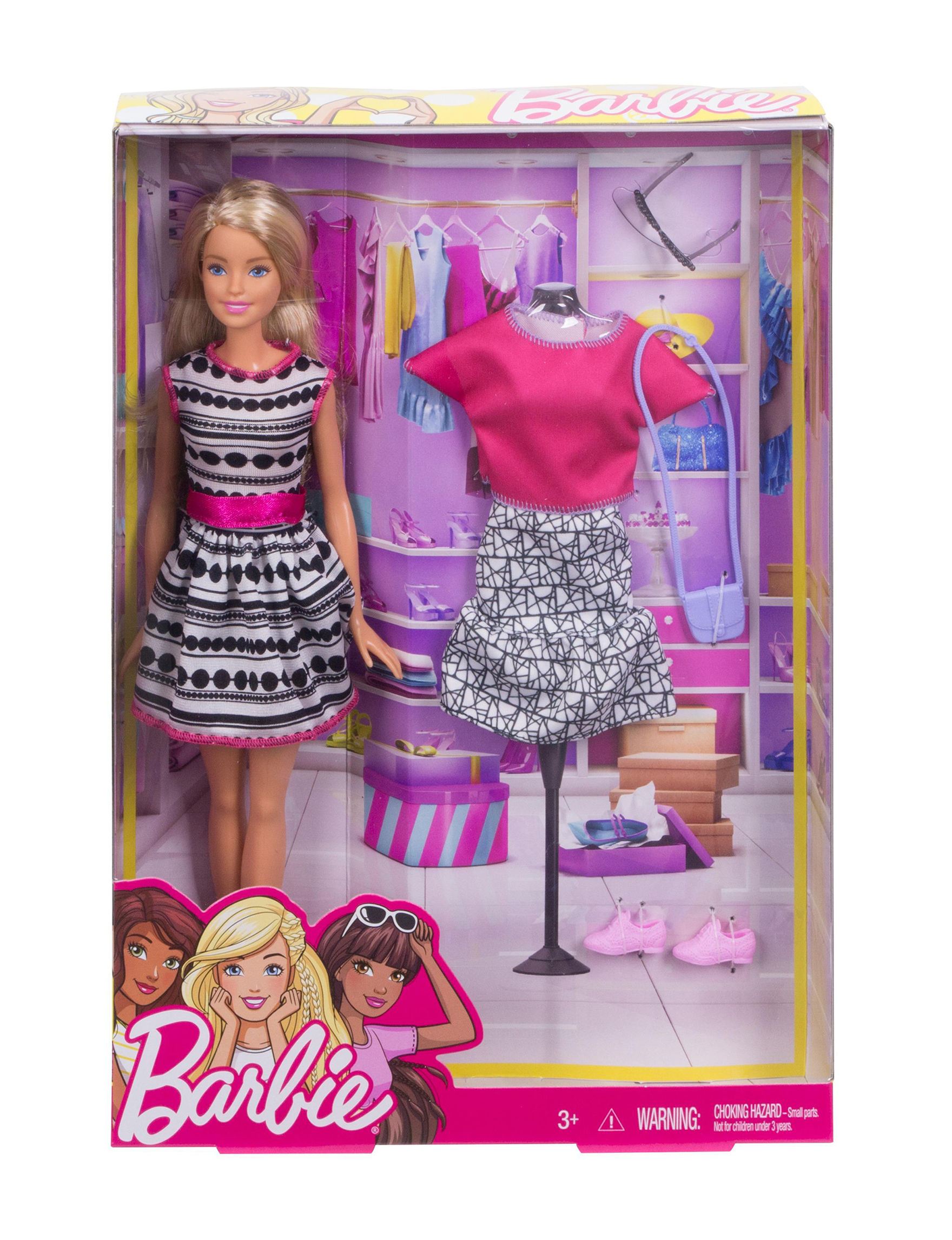 Barbie Purple / Pink