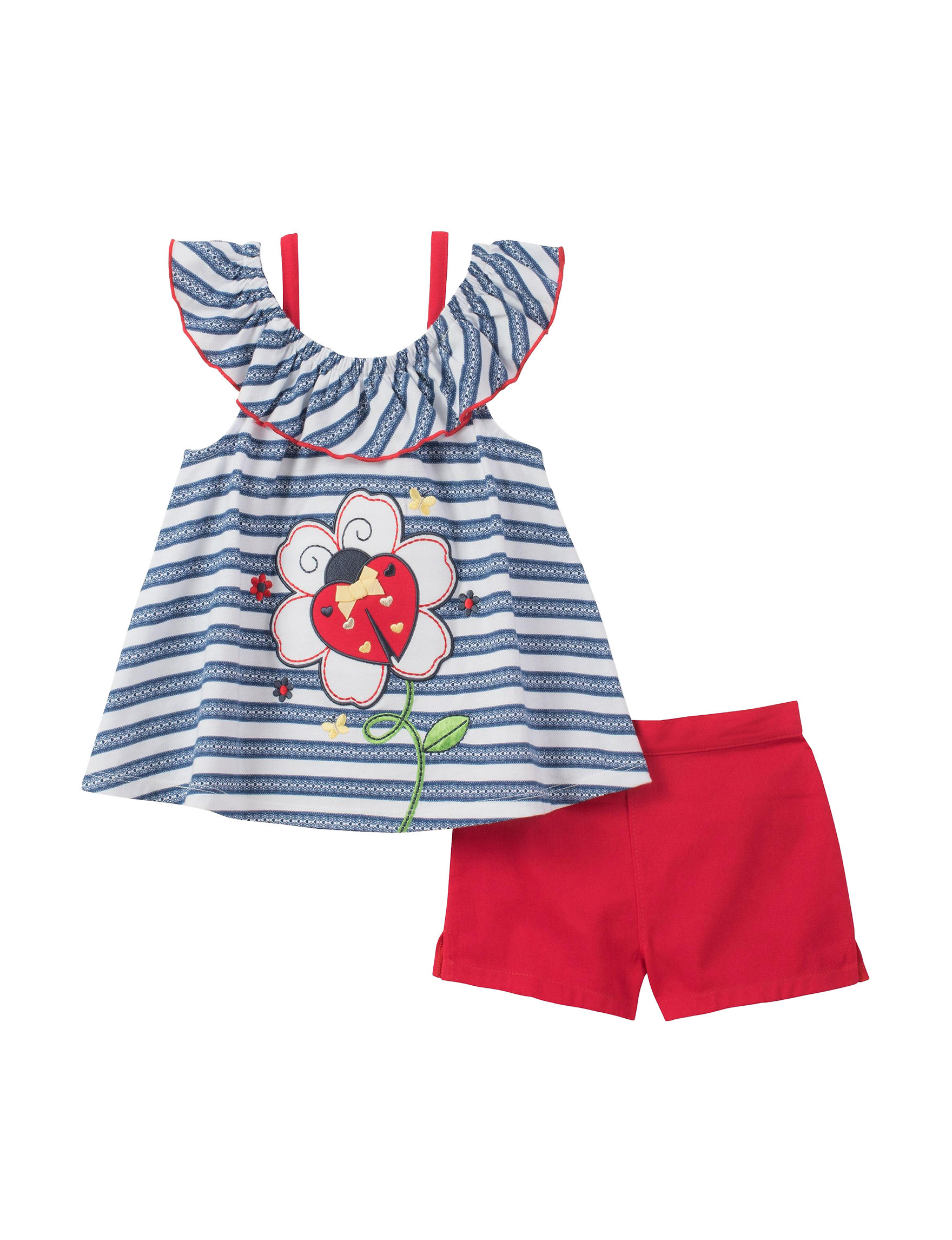 Kids Headquarters Blue / White / Red
