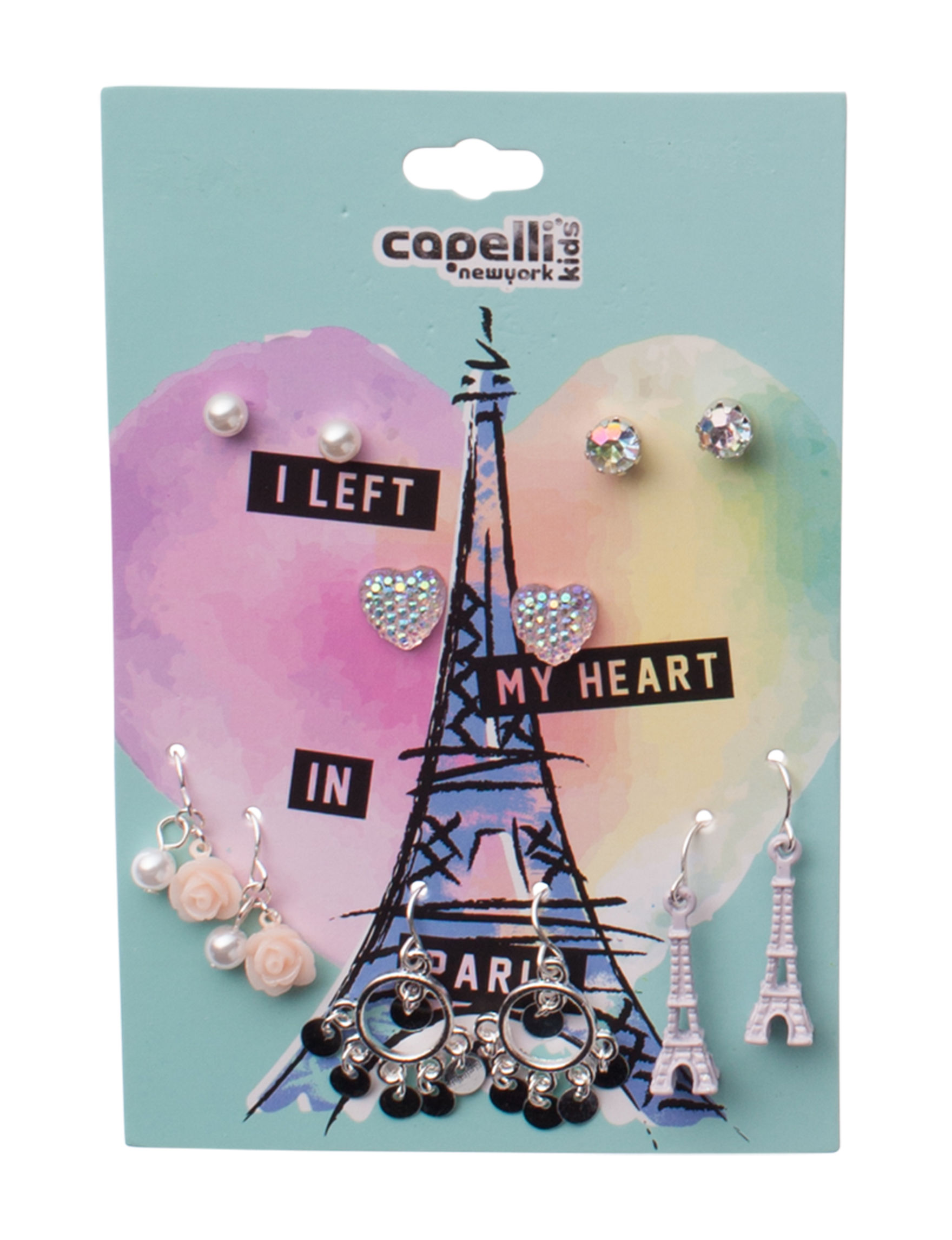 Capelli Silver / Crystal
