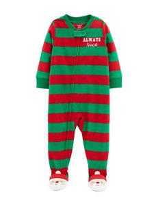 Carter's Red Stripe