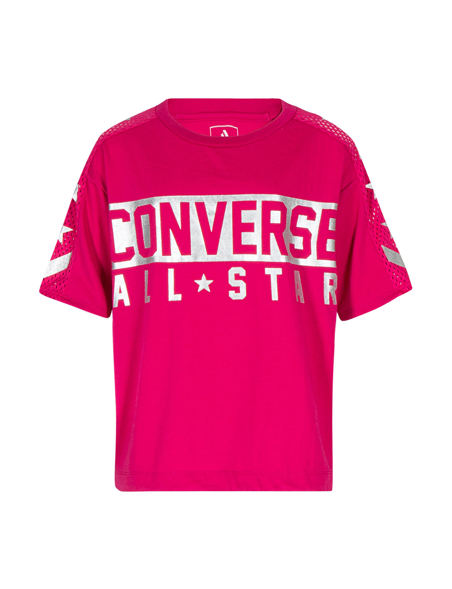 Converse Hot Pink Tees & Tanks