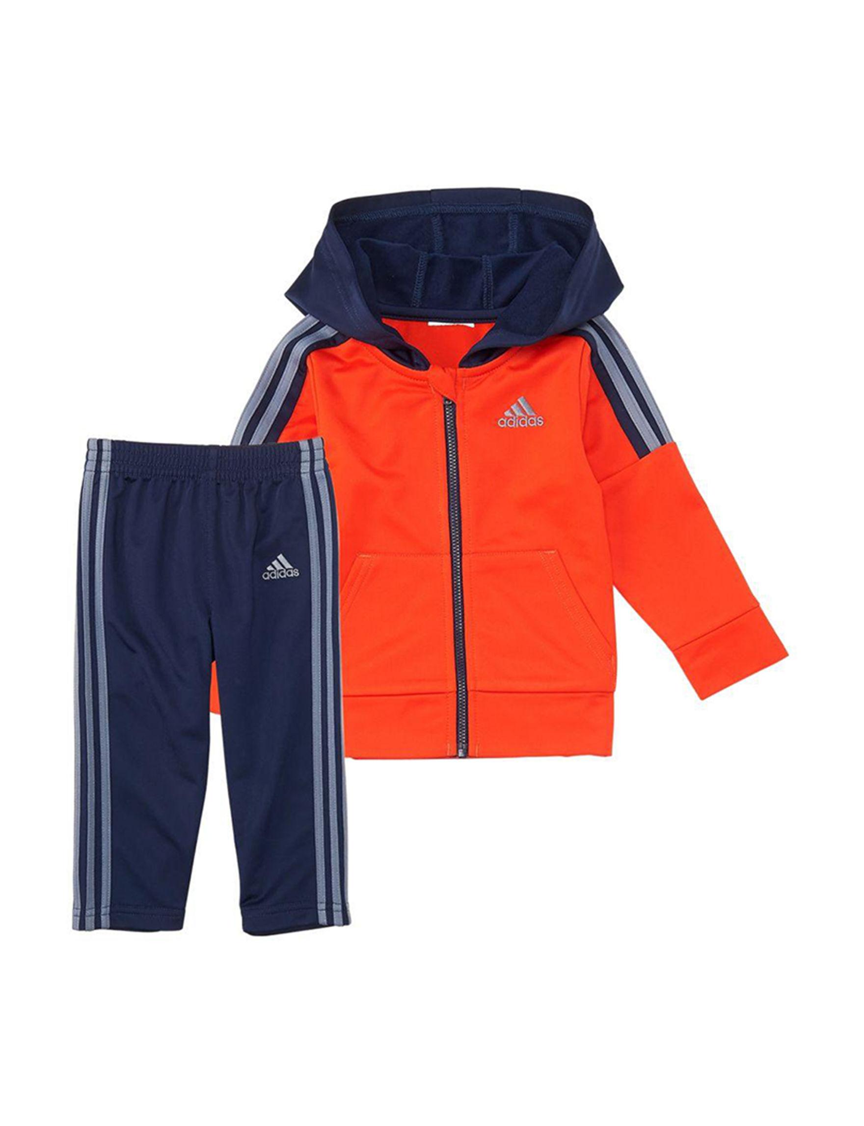 Adidas Dark Orange