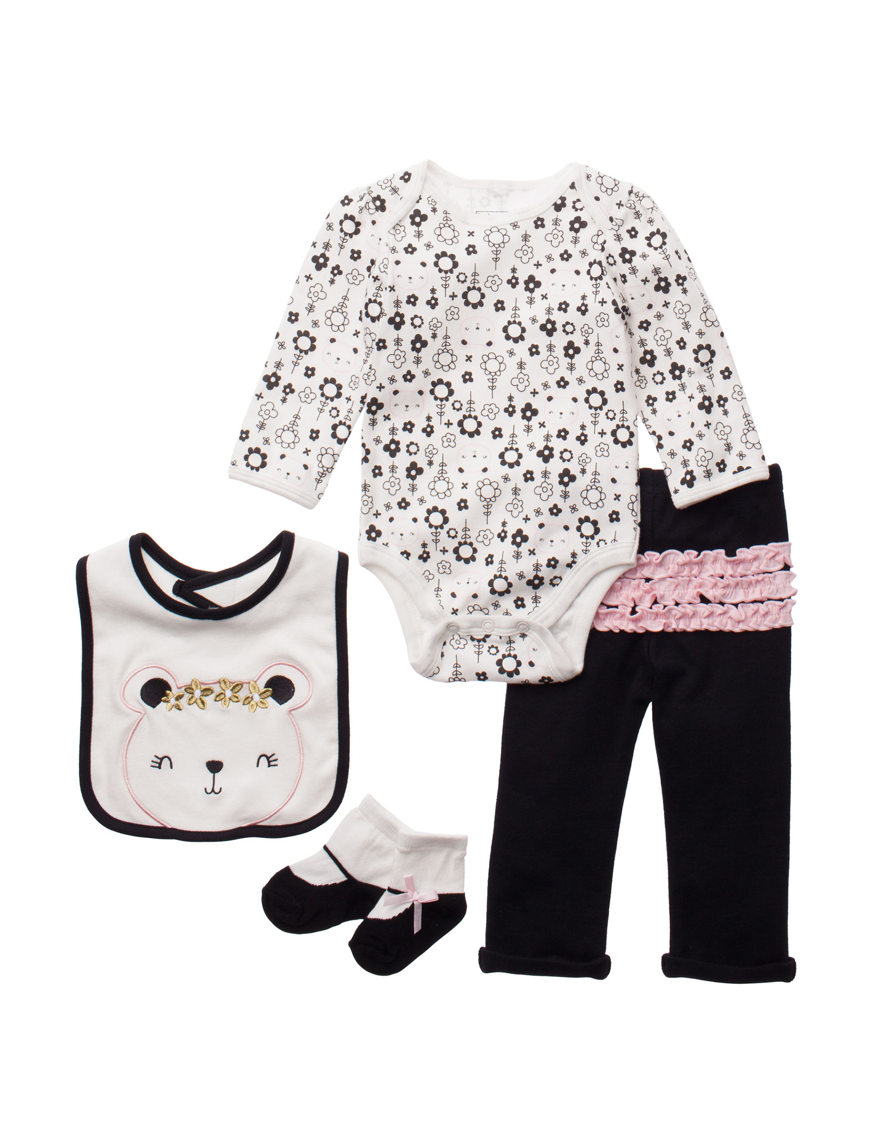 Baby Gear White / Black