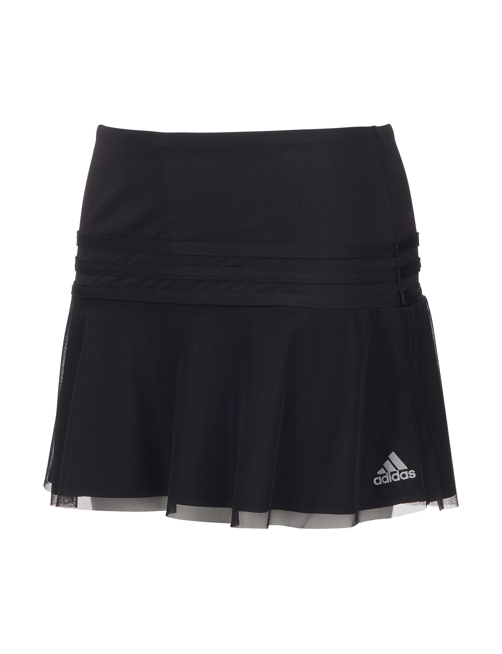 Adidas Black Skorts
