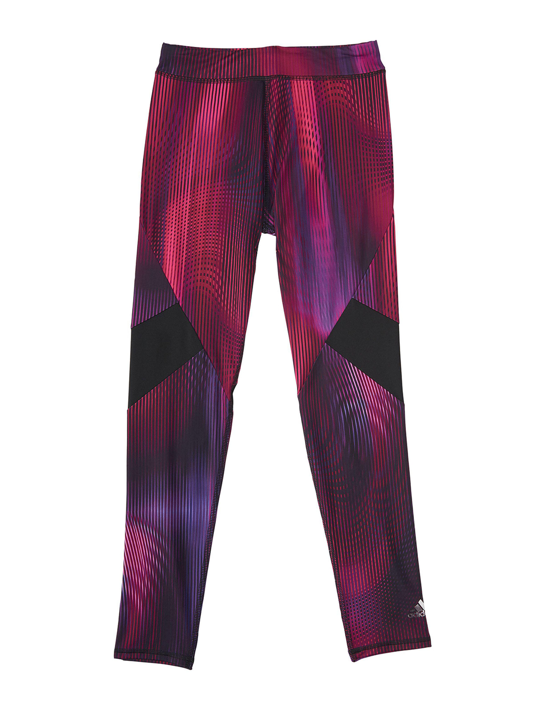 Adidas Pink Stripe