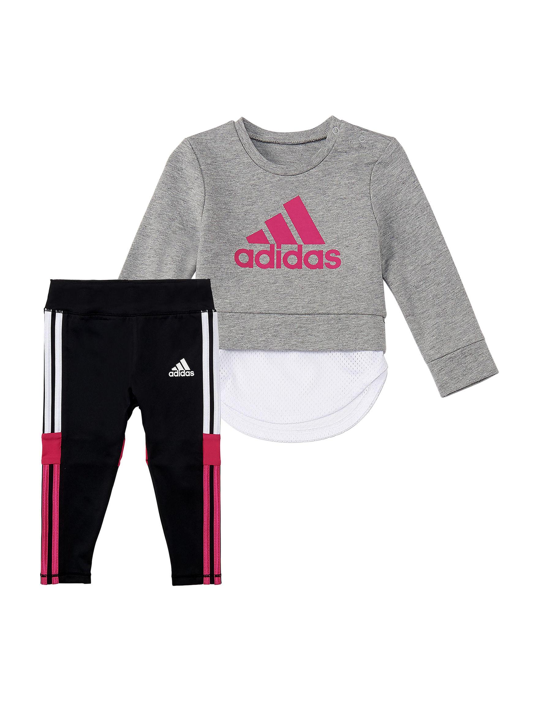 Adidas Grey / Multi