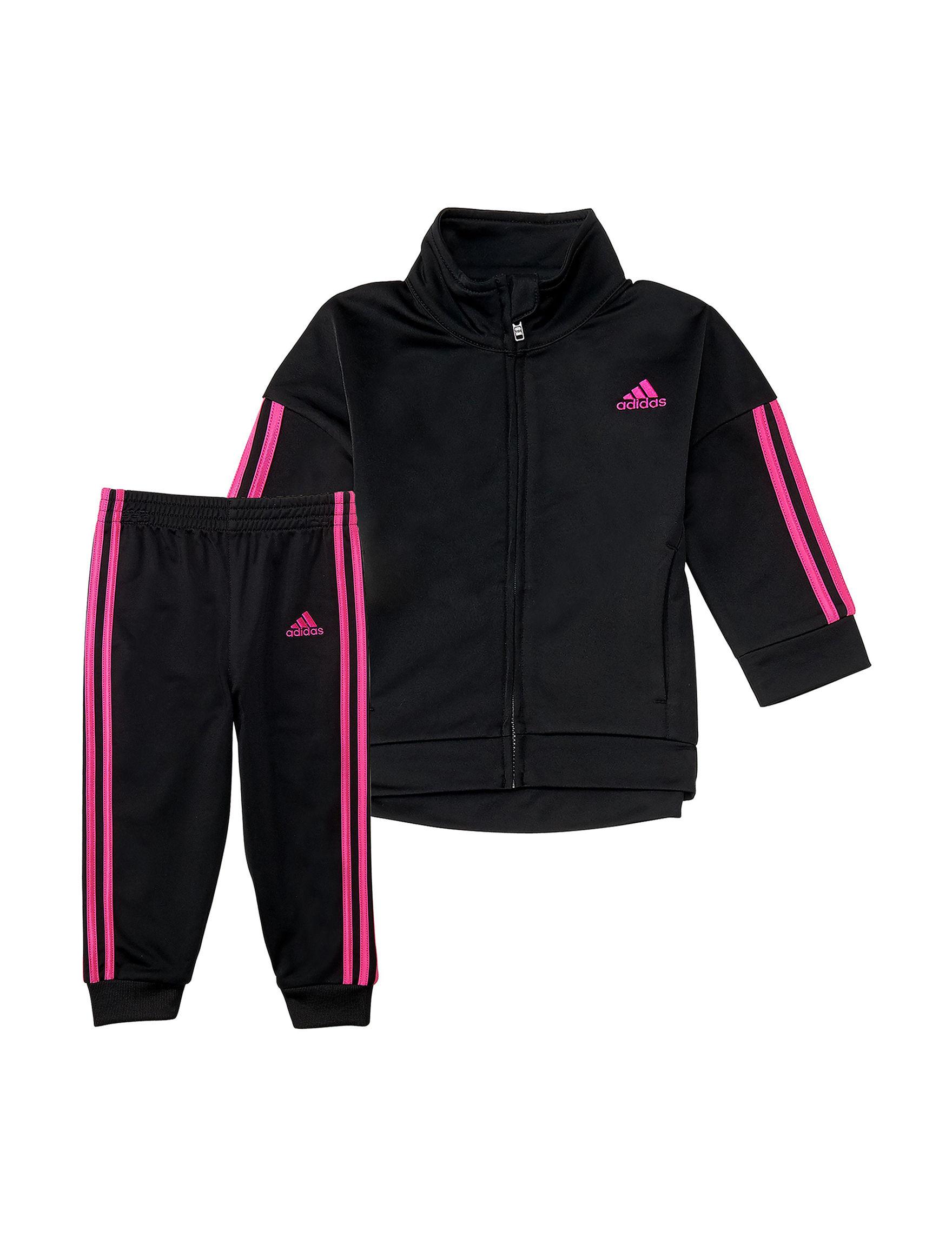 Adidas Black / Pink