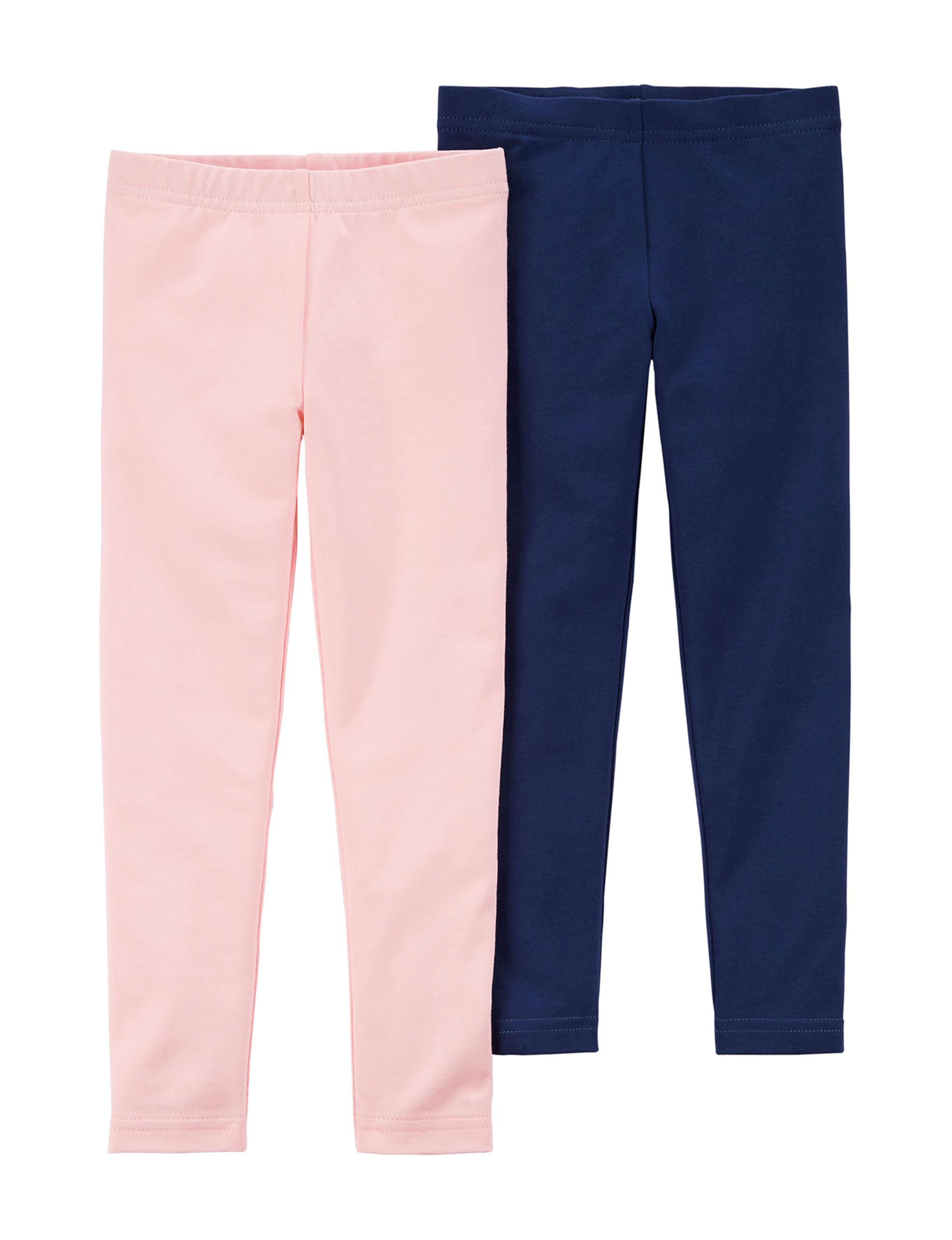 Carter's Pink / Blue Leggings