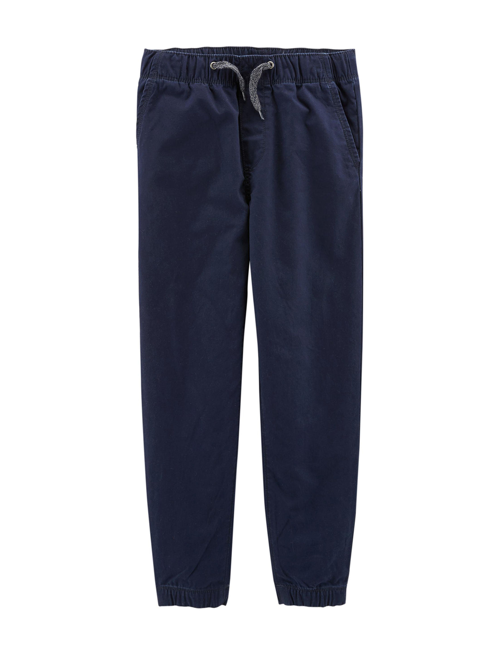 Oshkosh B'Gosh Navy Soft Pants