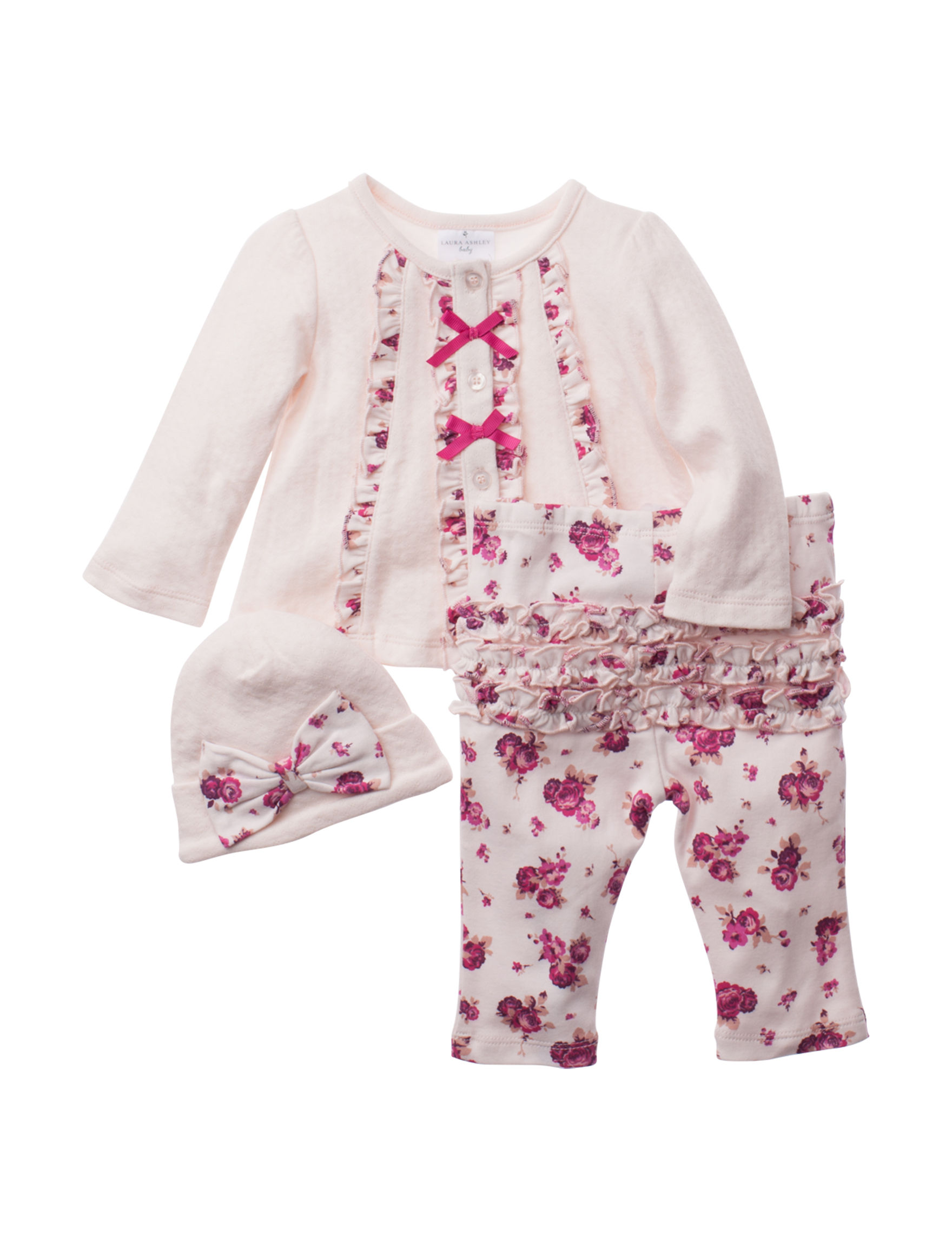 Laura Ashley Pink Floral