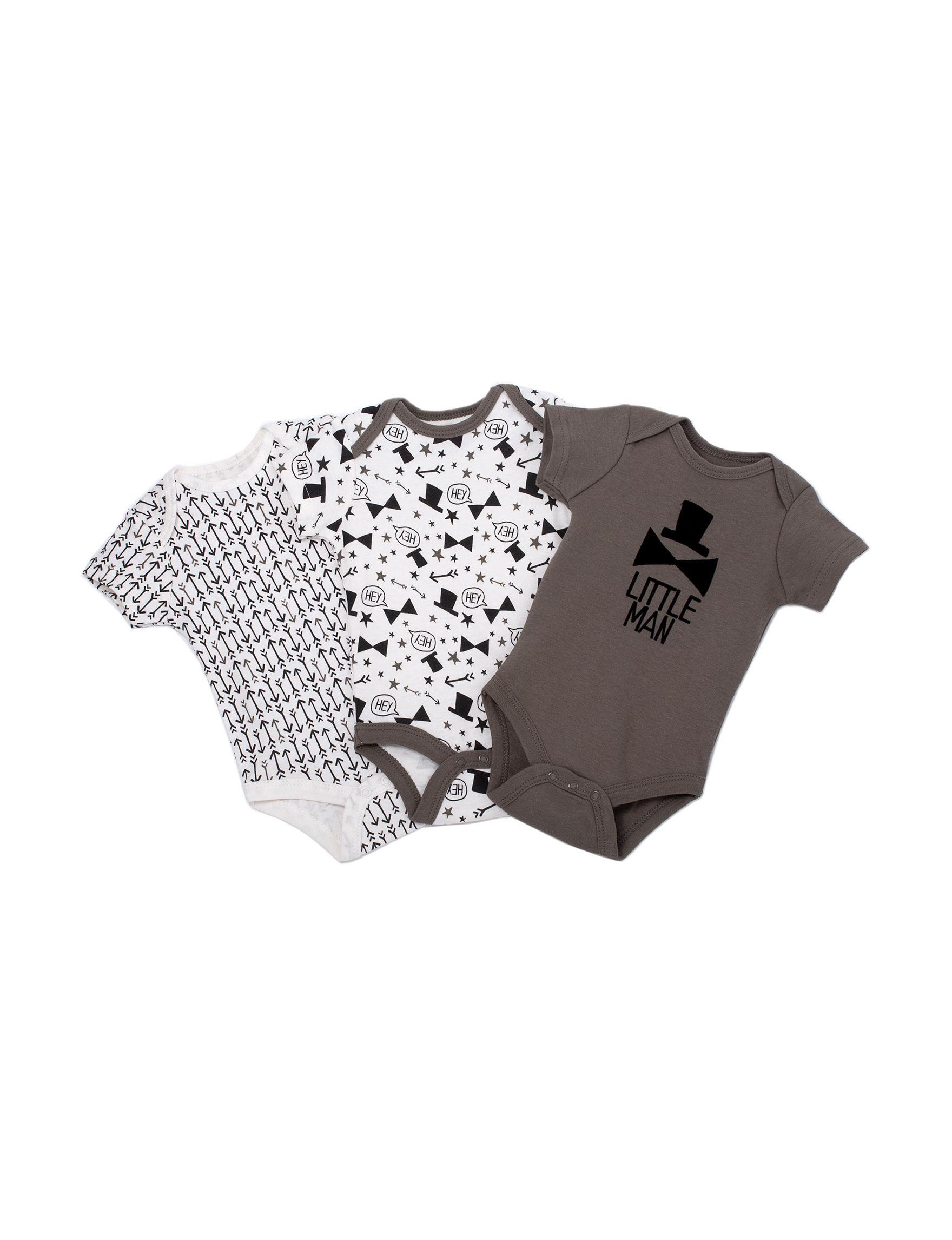 Baby Gear Dark Grey