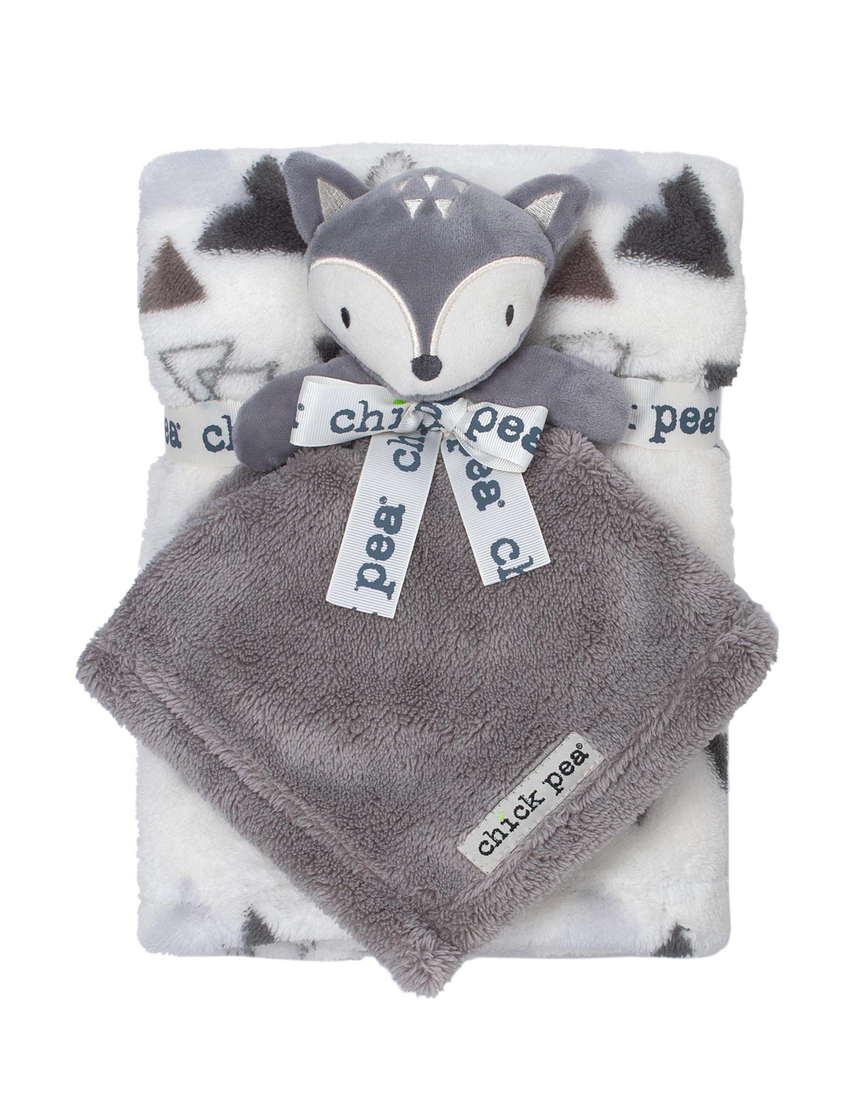 Cutie Pie Grey