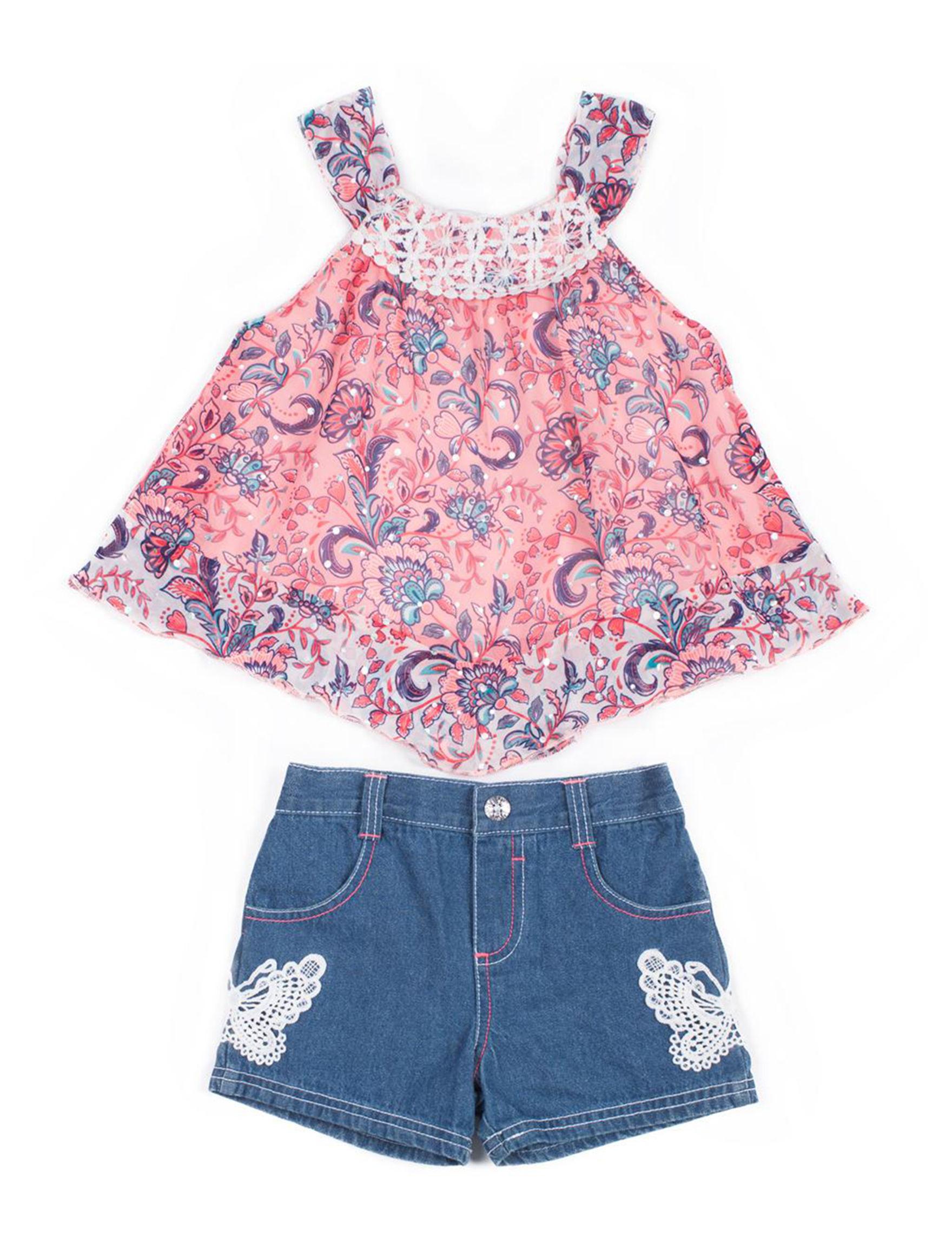 Little Lass Pink / Blue