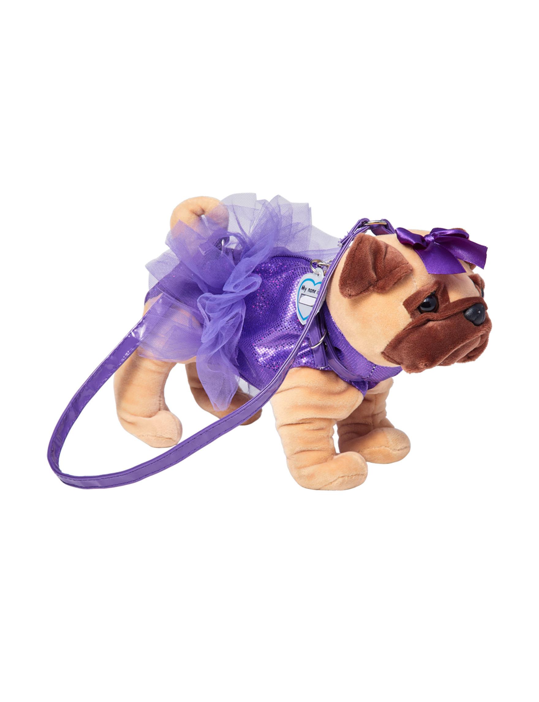 Poochie & Co. Purple