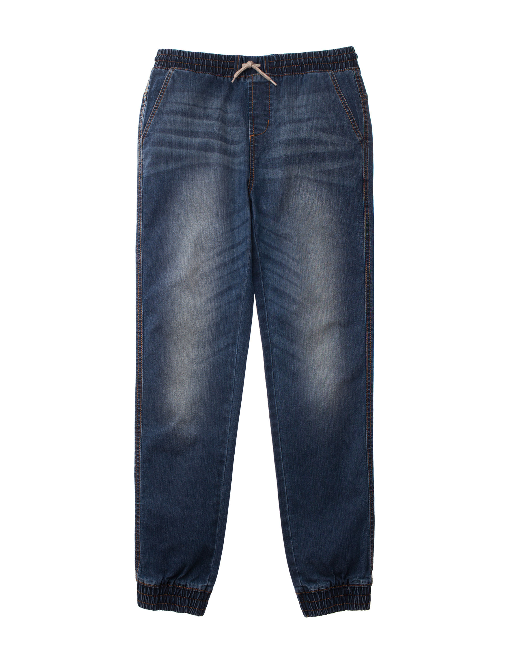 Rustic Blue Dark Wash Stretch