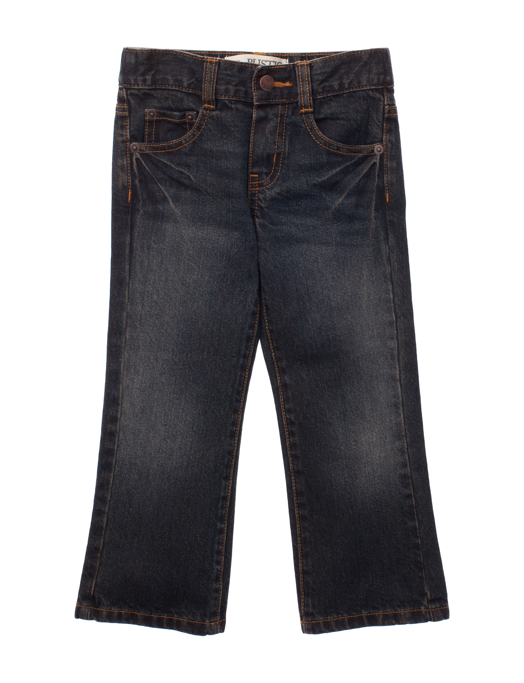 Rustic Blue Dark Wash Bootcut