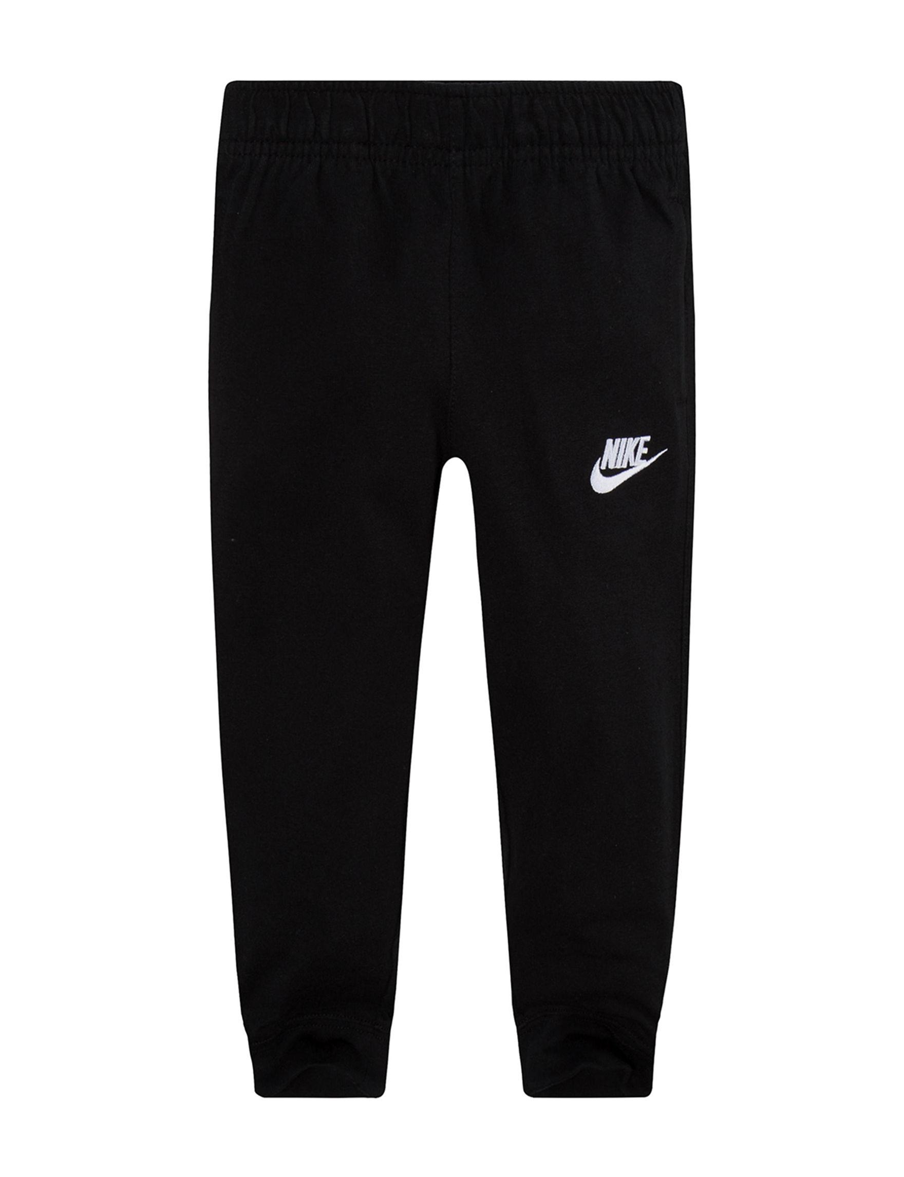 Nike Black Jogger Soft Pants