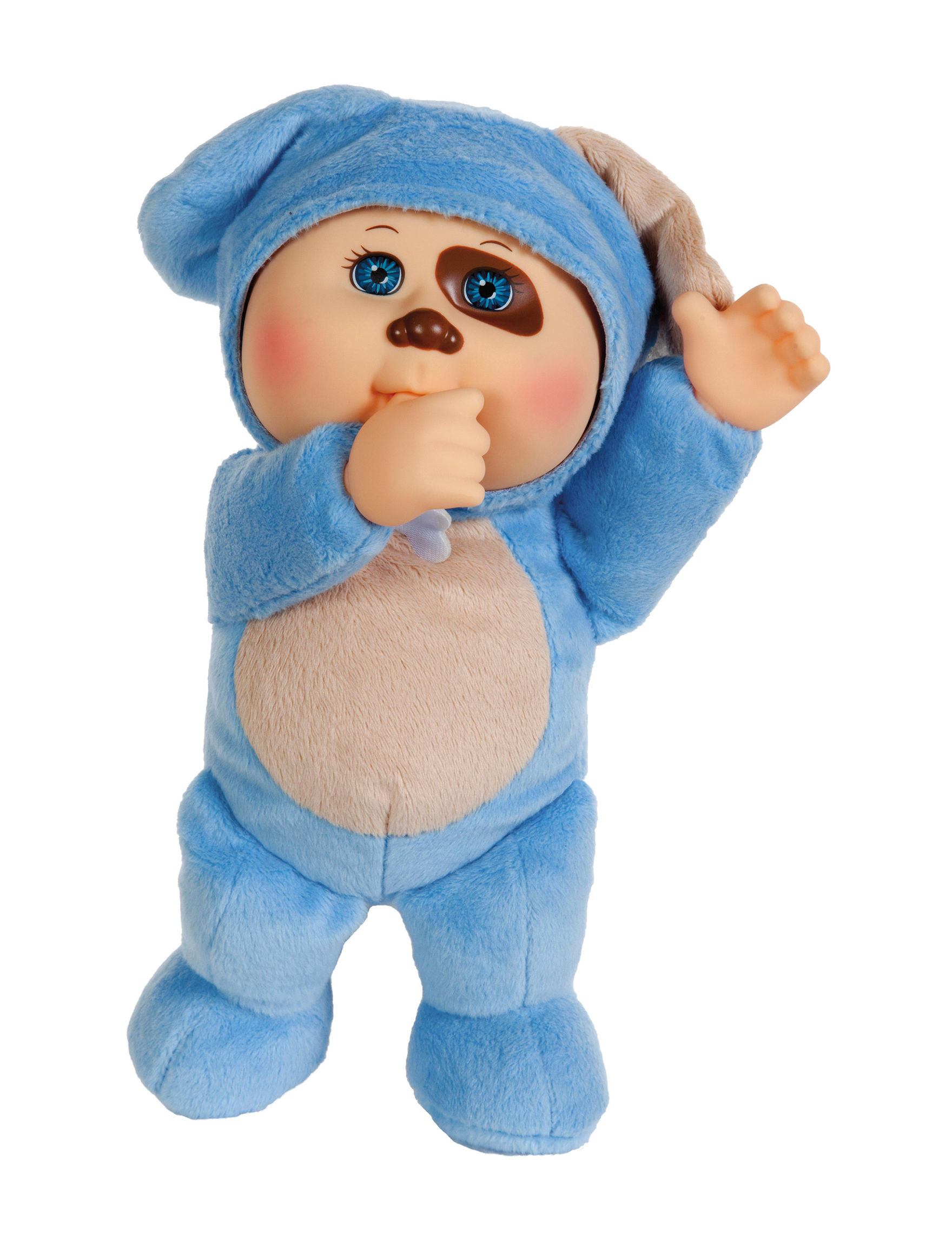 Cabbage Patch Kid Blue