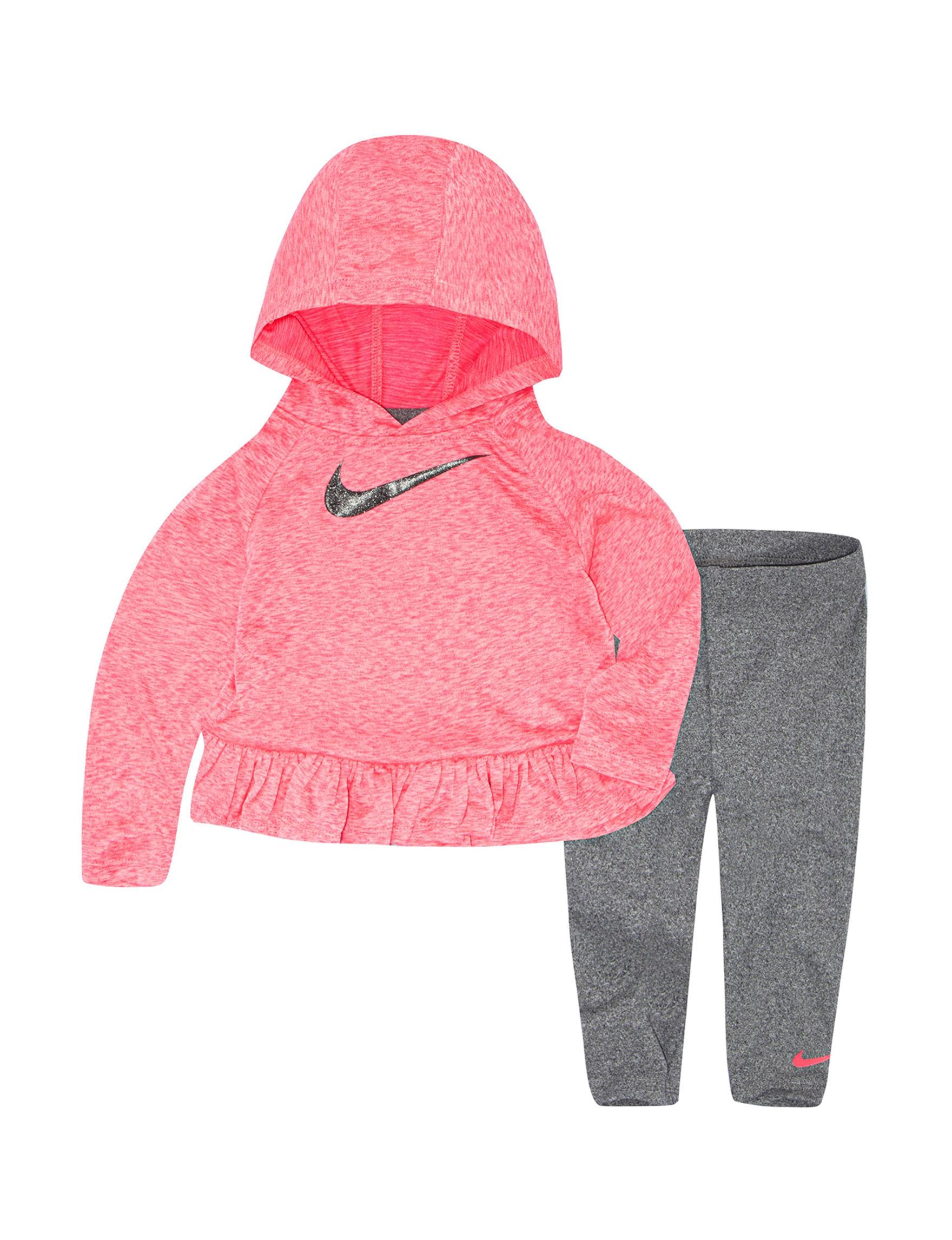 Nike Heather Pink
