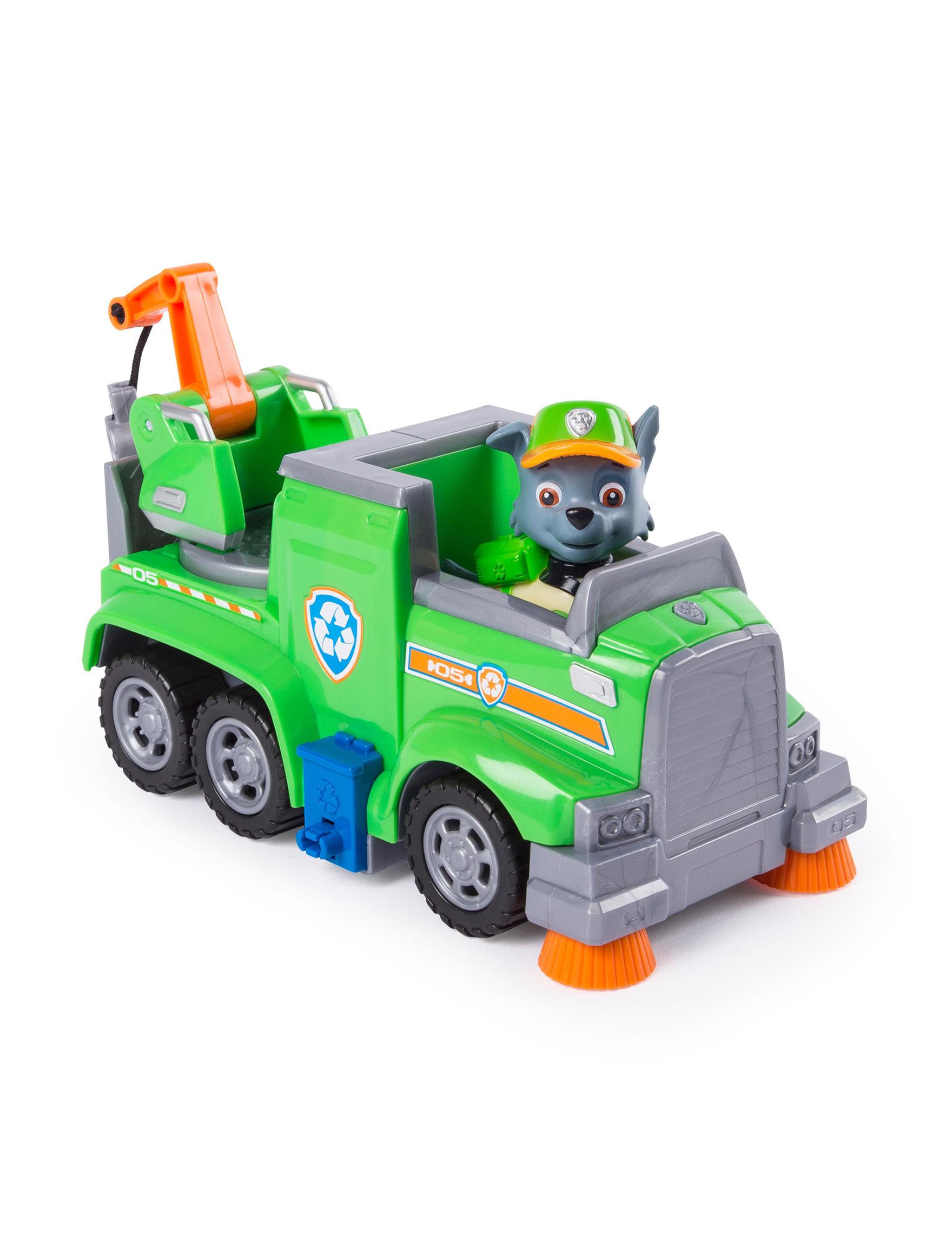 Paw Patrol Green