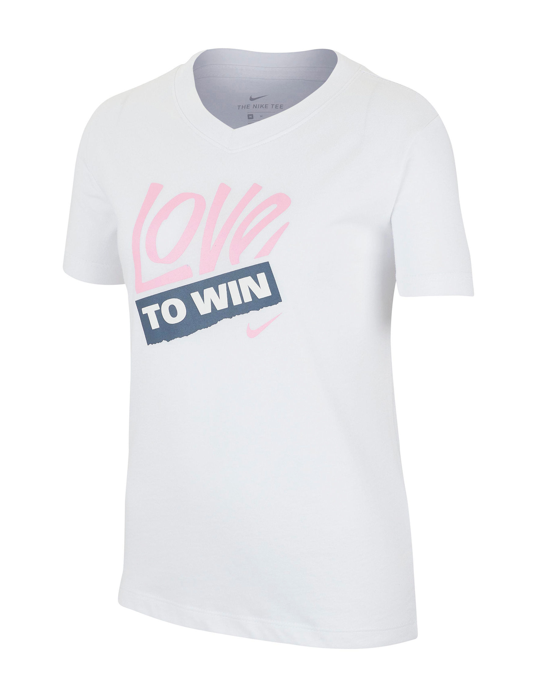 4109c82a Nike Sportswear Love To Win Graphic T-shirt - Girls 7-16 | Stage Stores