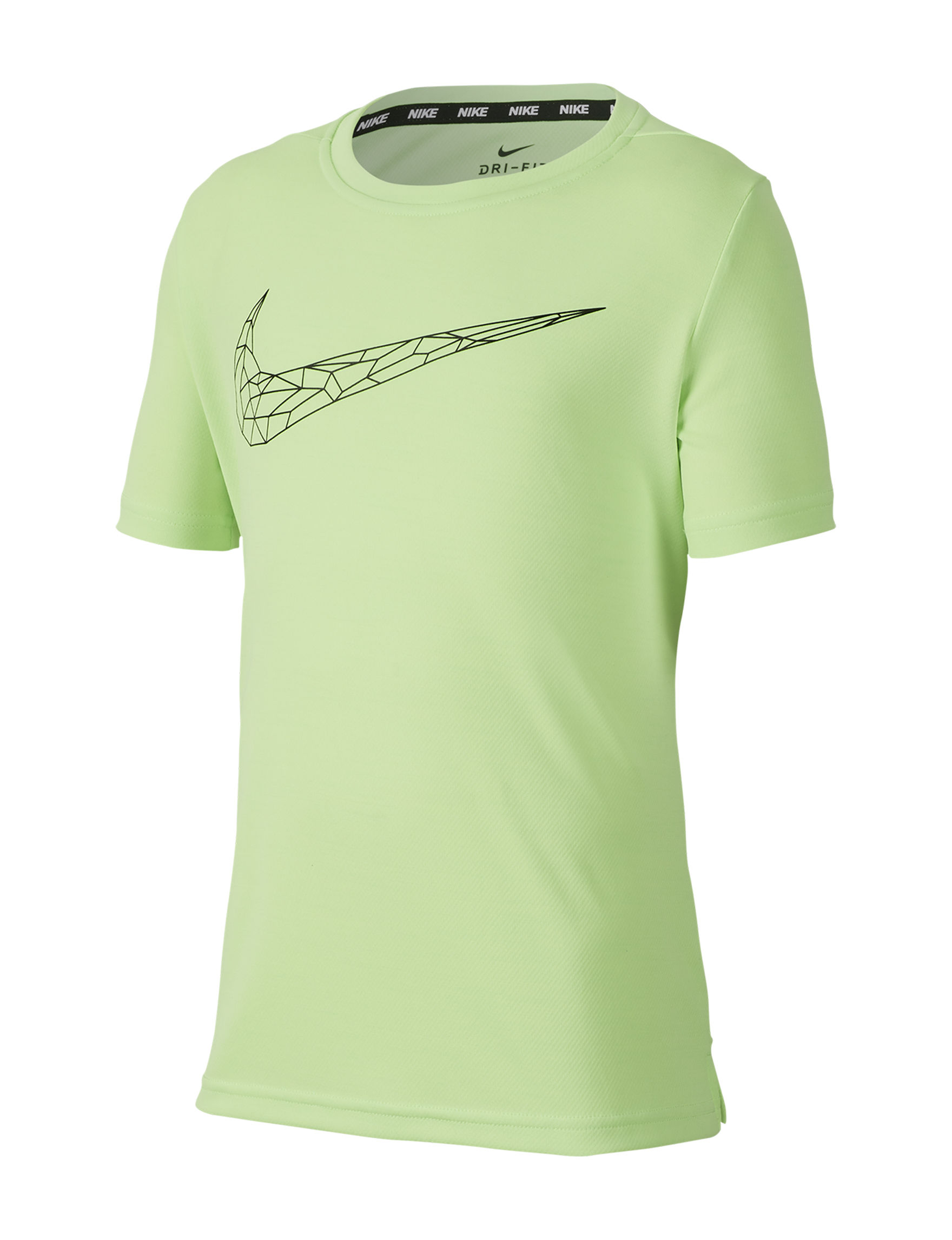 c8c7460a Nike Dri-FIT Breathe Swoosh Graphic Training T-shirt - Boys 8-20 ...