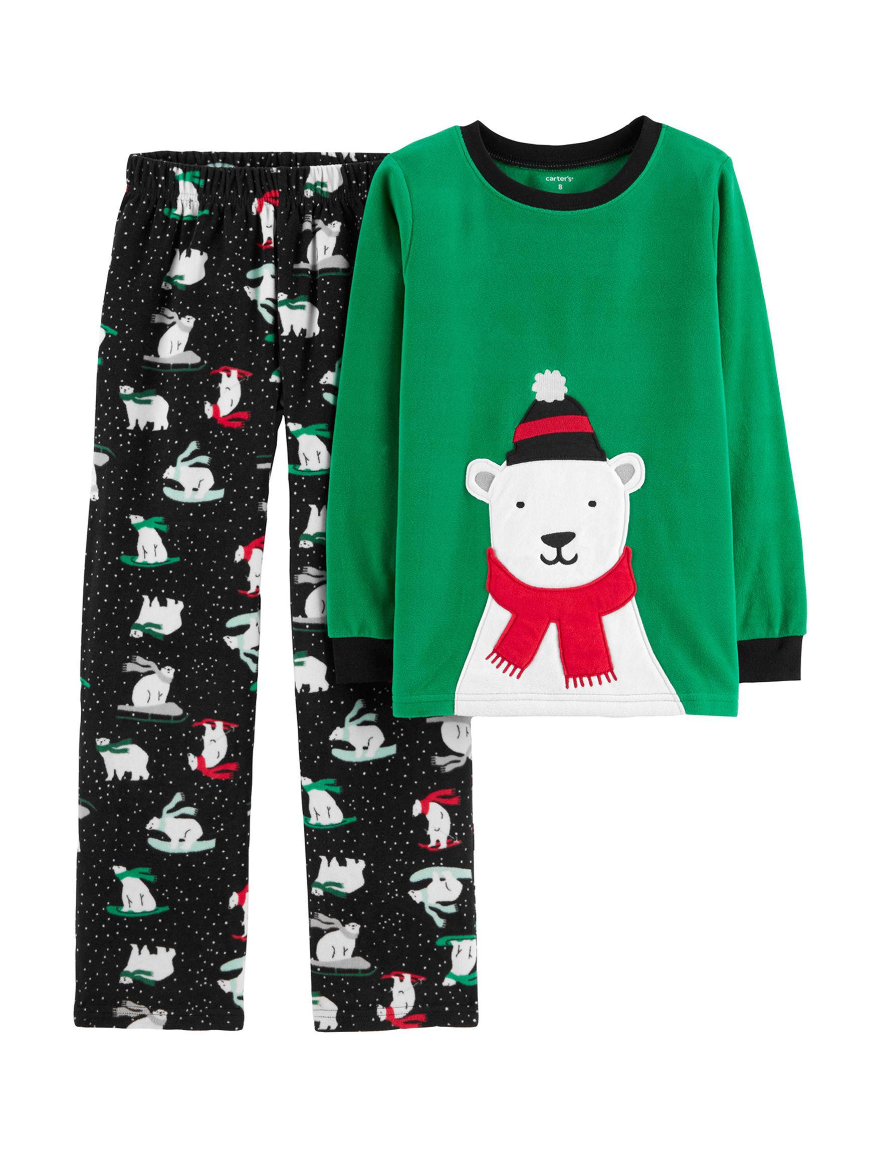 4da3c6b9f Carter s 2-pc. Polar Bear Pajama Set - Boys 4-14