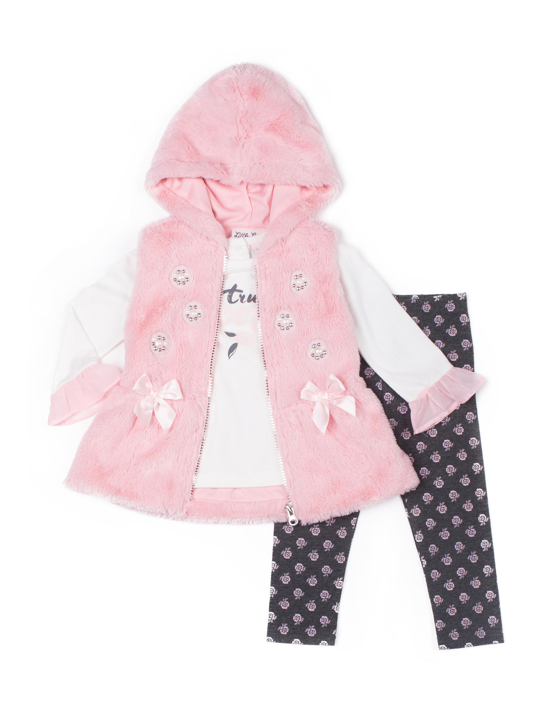 Little Lass Light Pink