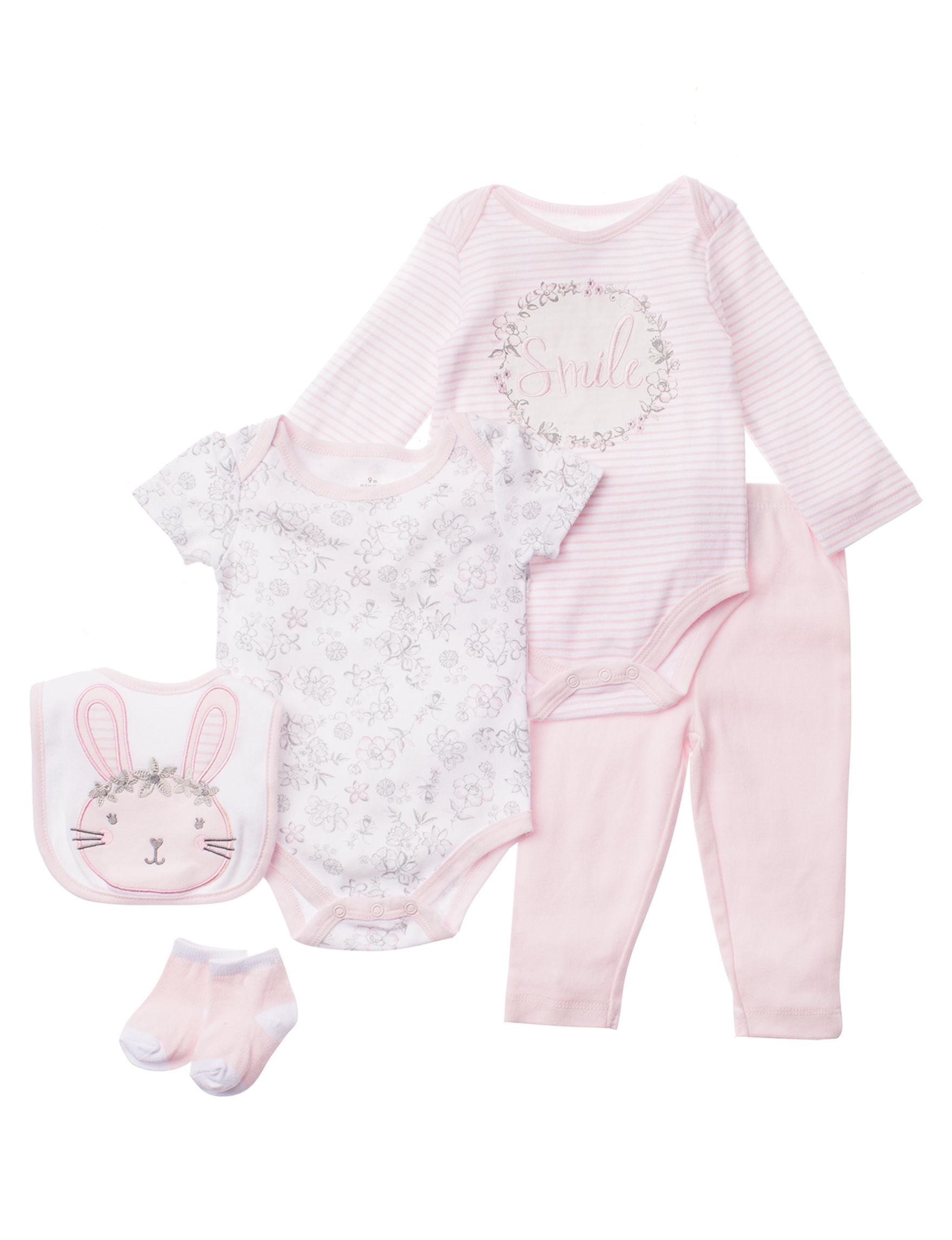 Baby Starters Pink