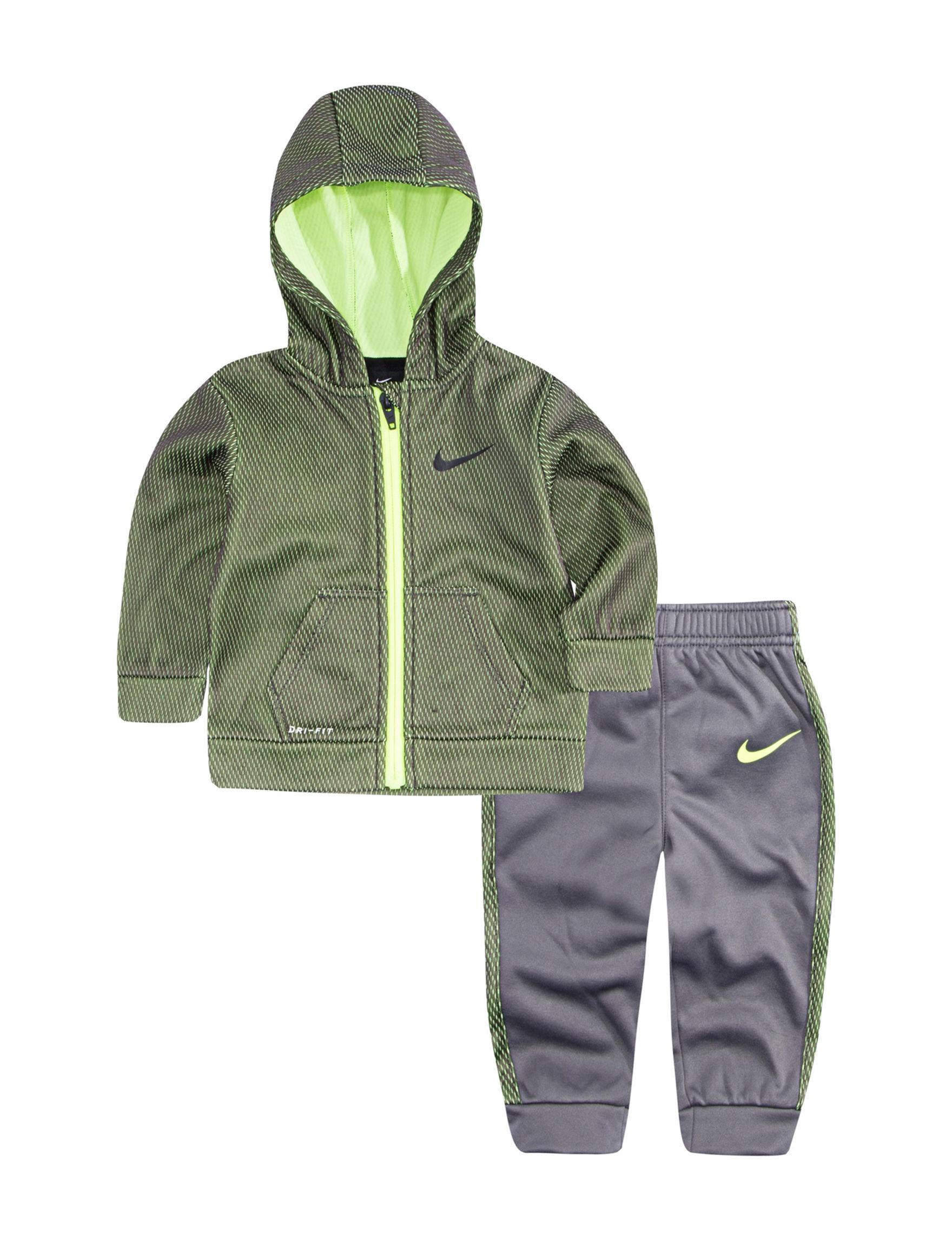 Nike Green / Grey