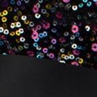 Black / Sequins