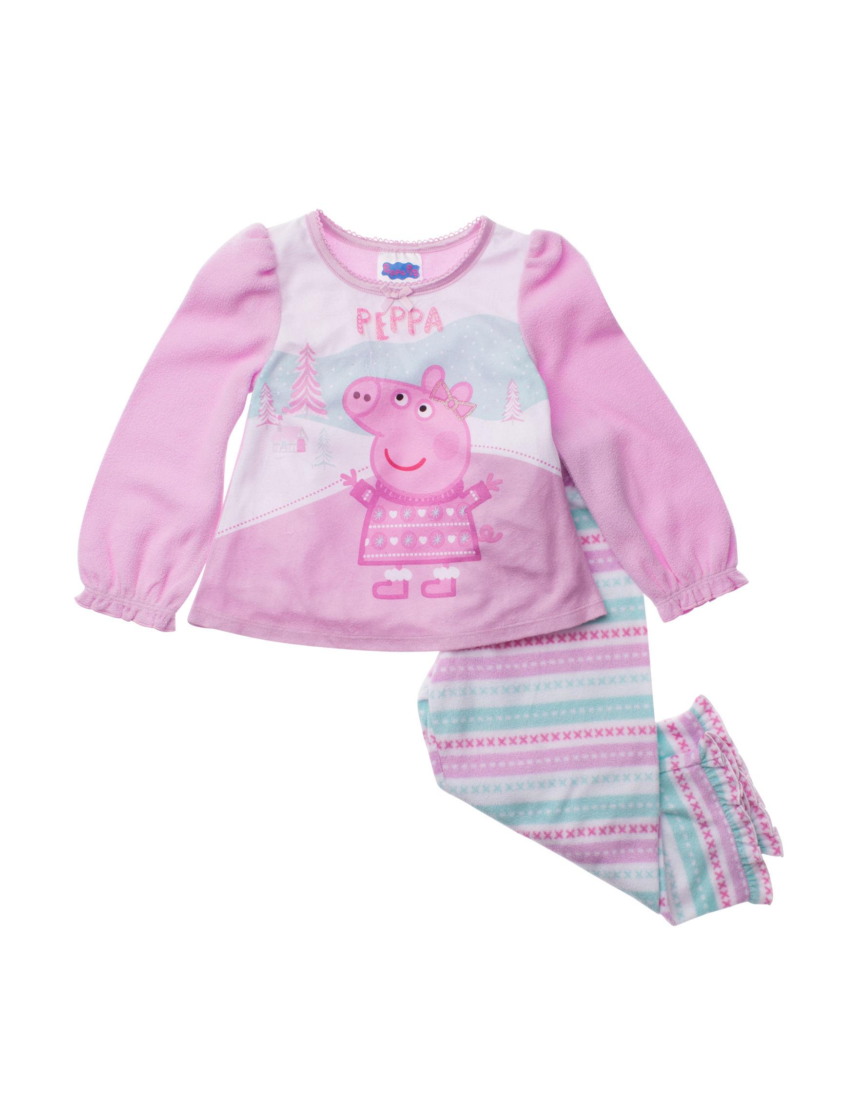 Licensed Purple Pajama Sets