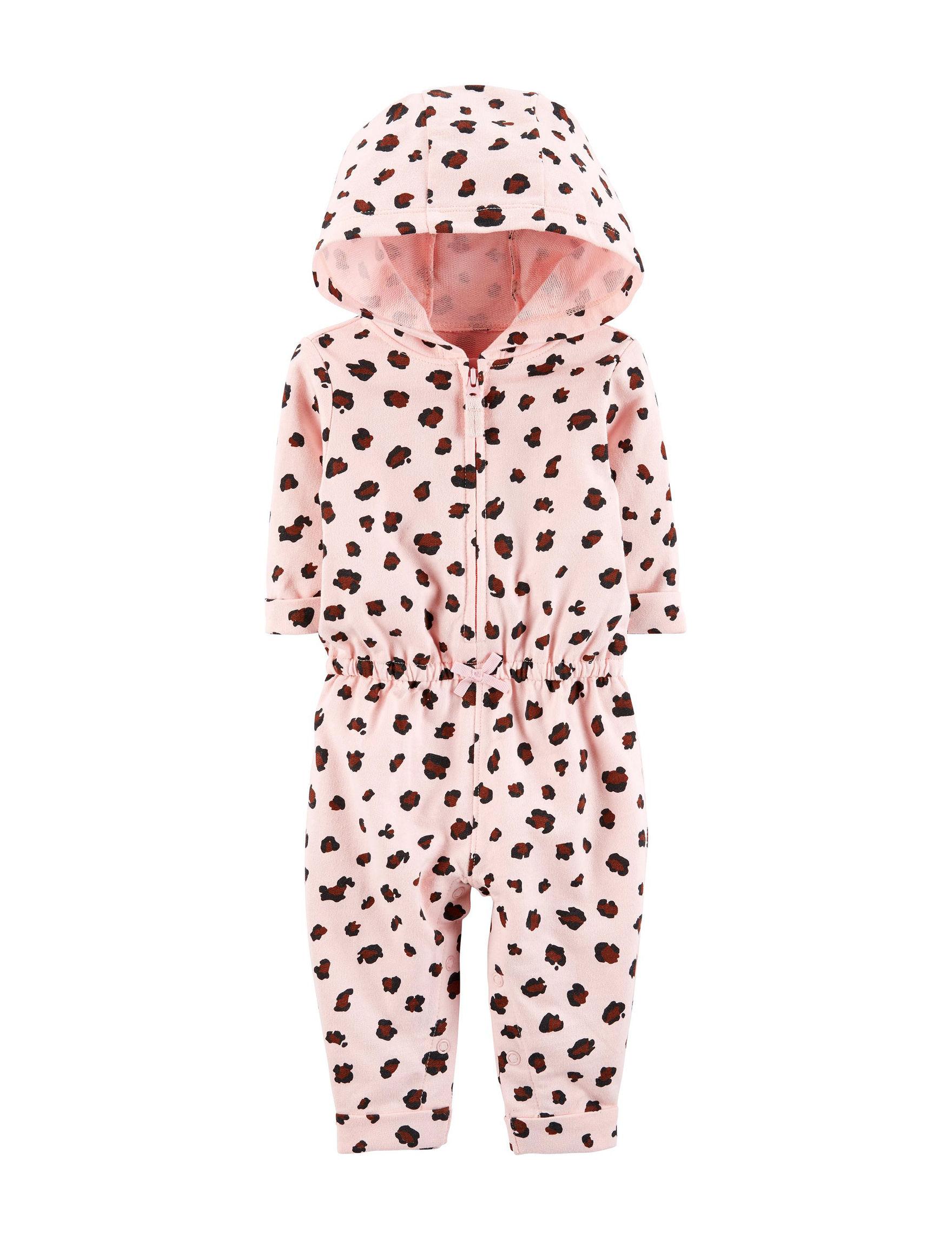 Carter's Pink Cheetah