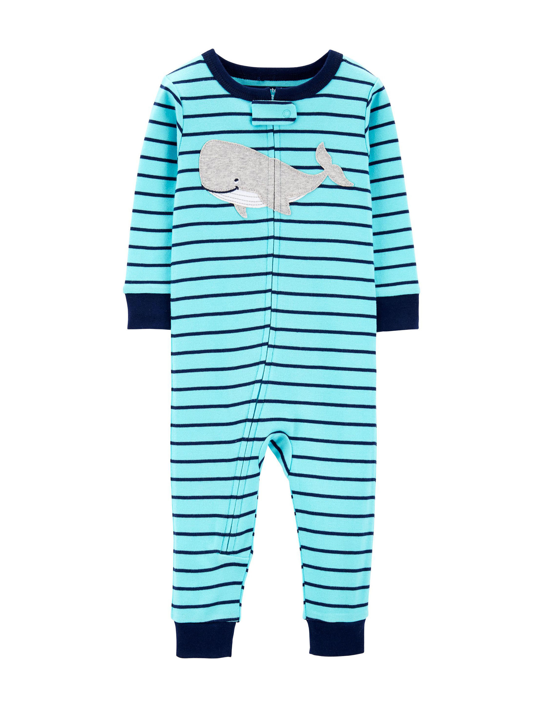 Carter's Blue Stripe