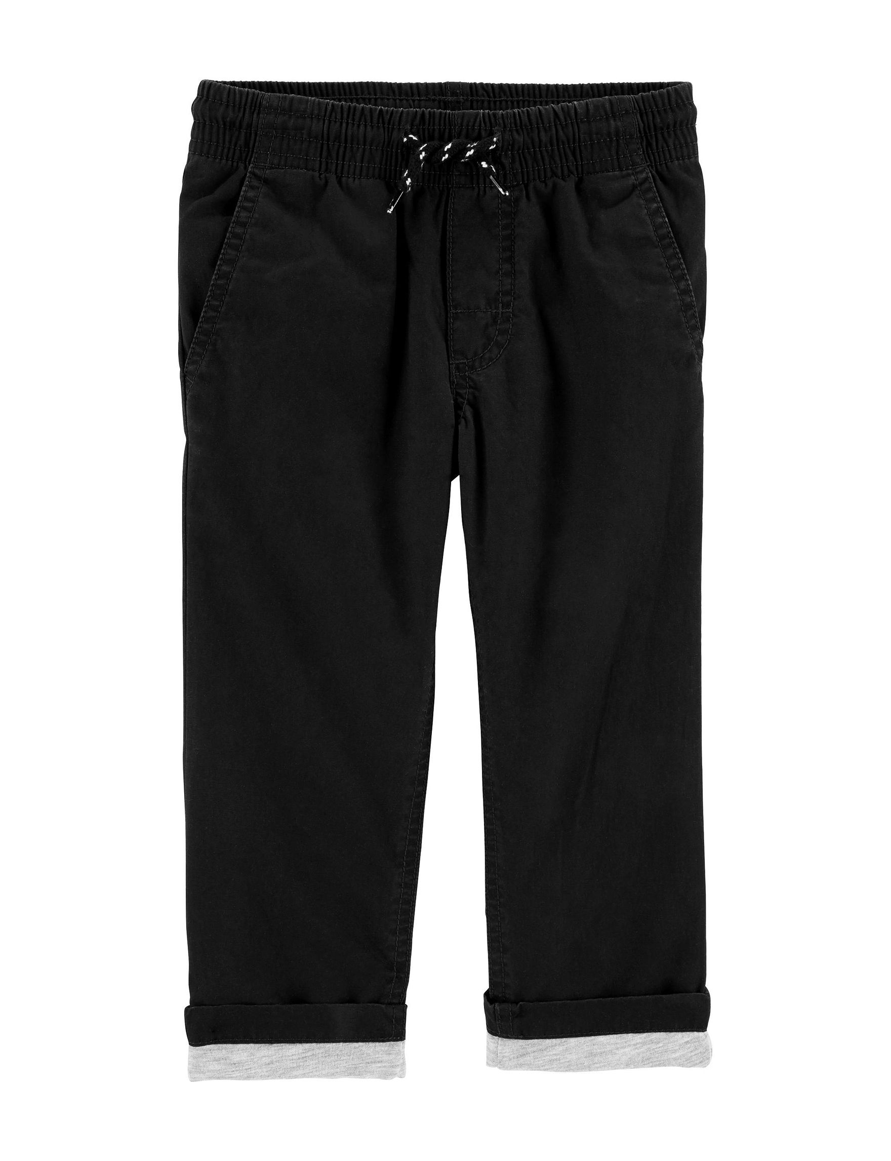 Carter's Black Soft Pants