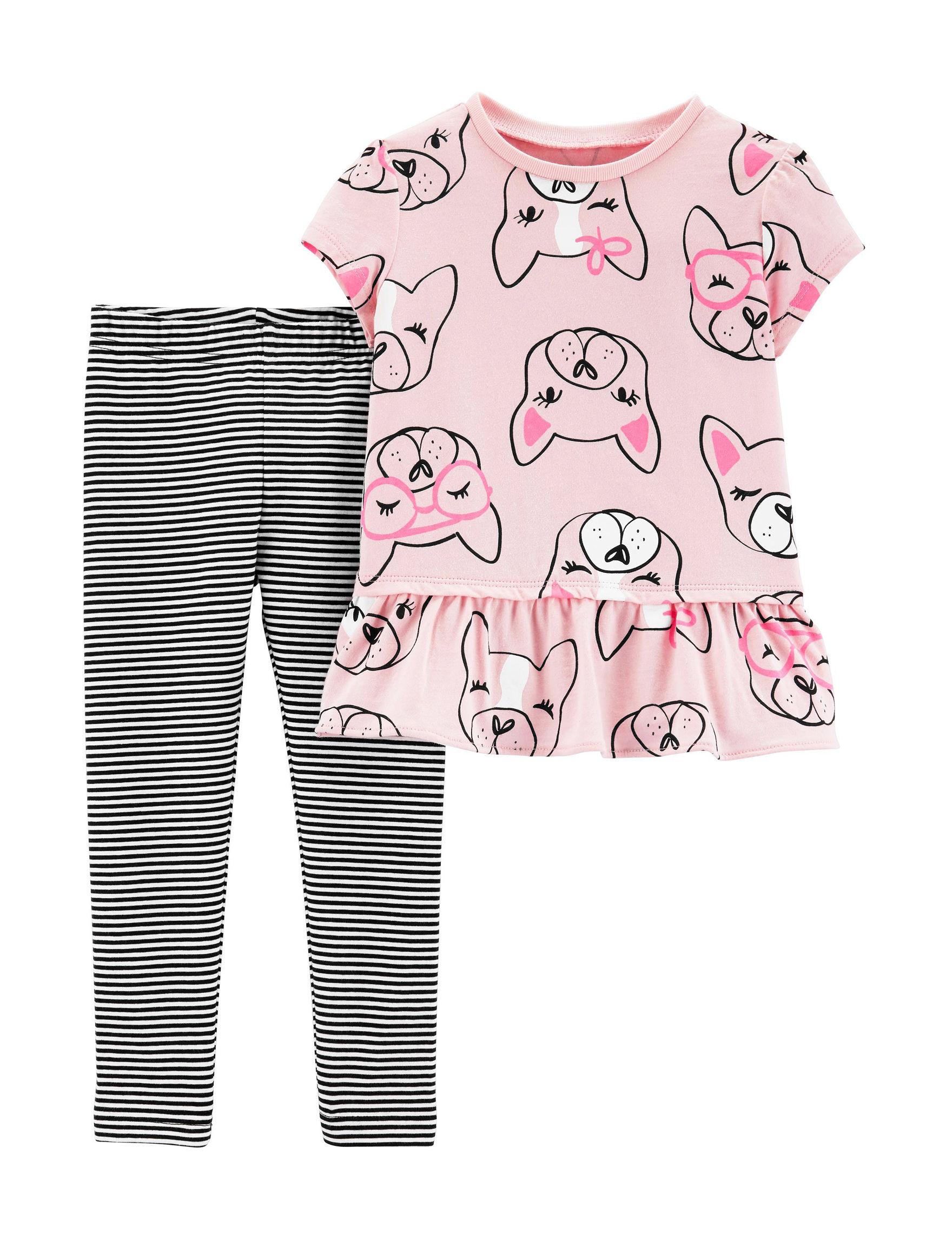 Carter's Pink Multi