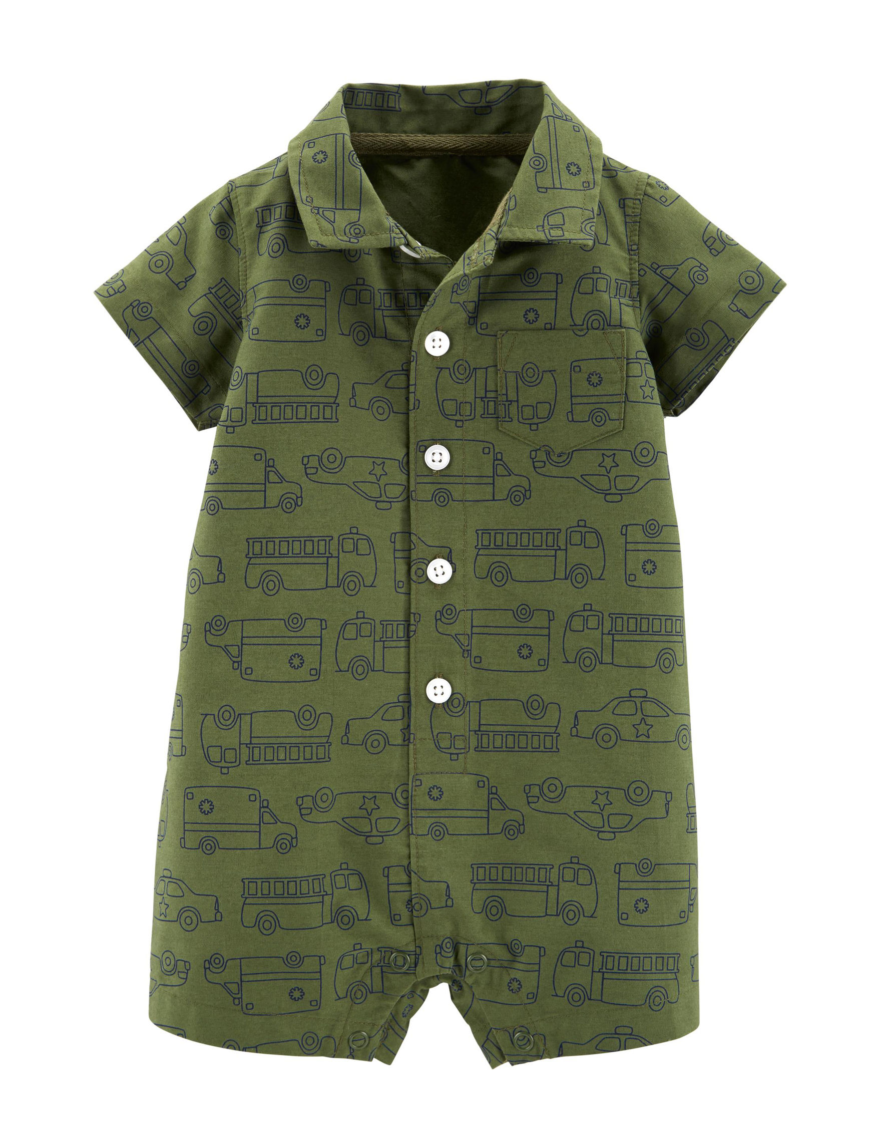 Carter's Olive Green