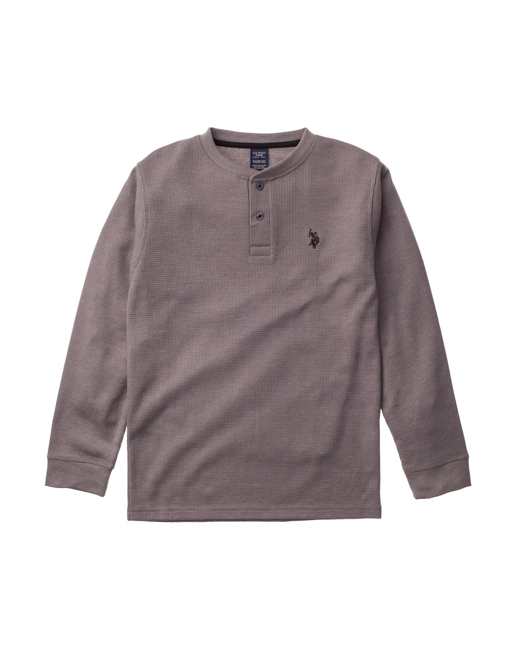 U.S. Polo Assn. Grey