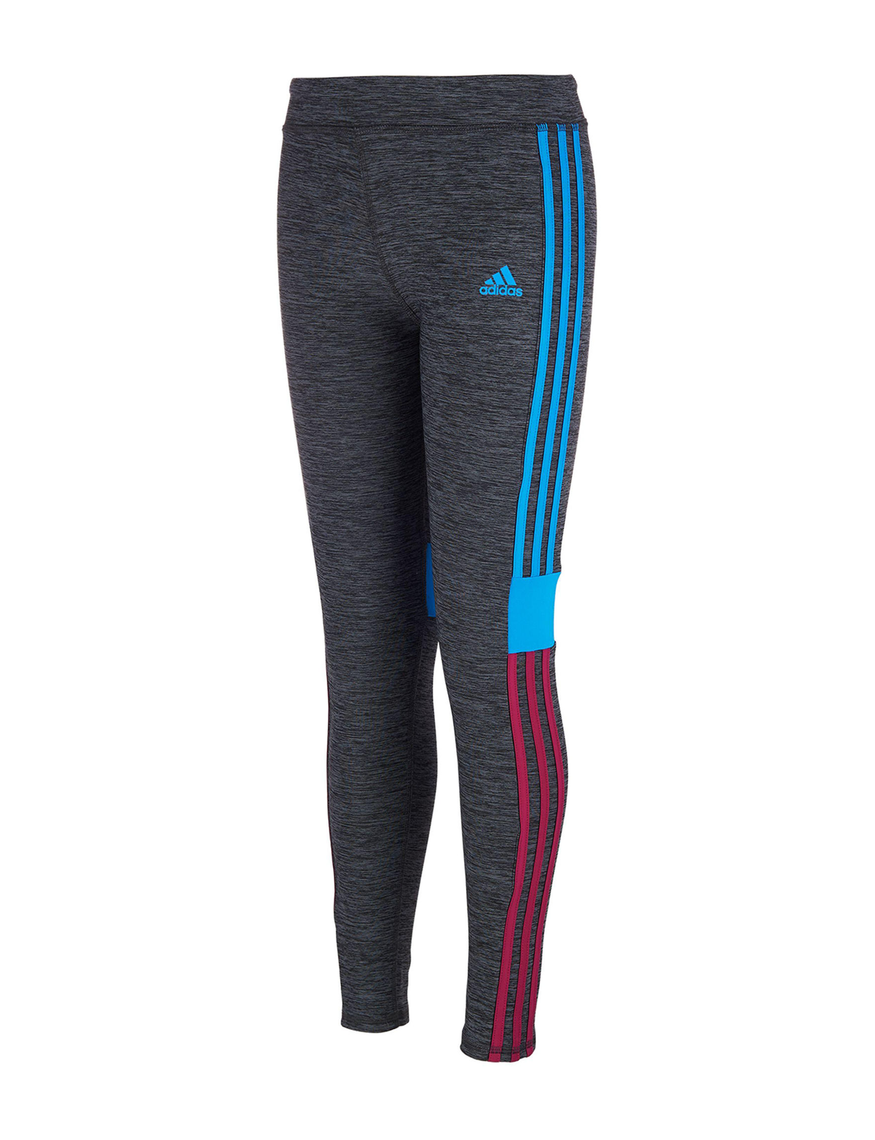 Adidas Heather Black