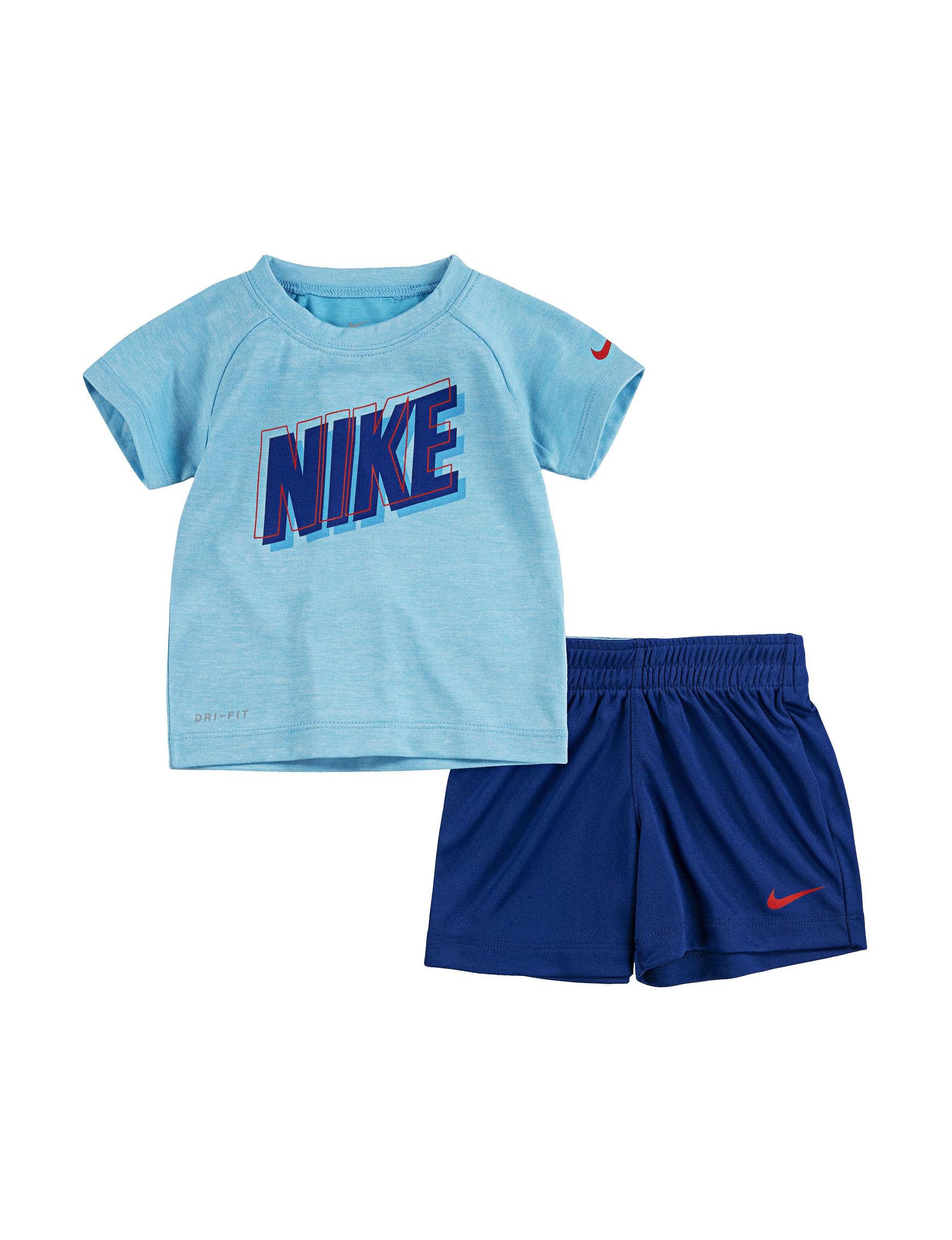 Nike Blue / Red