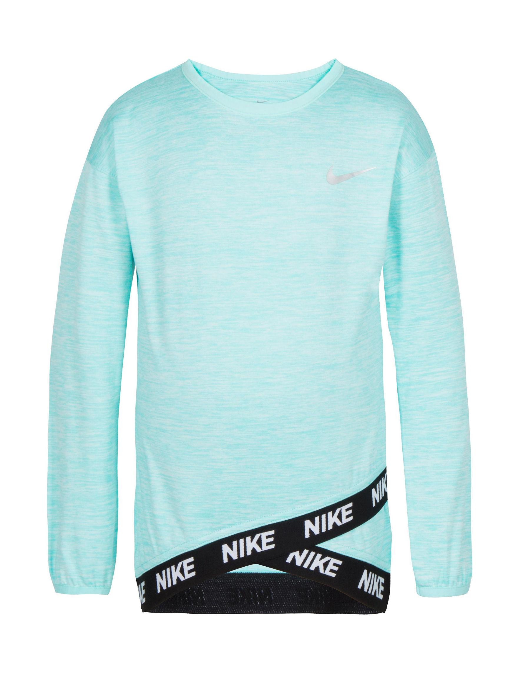 Nike Light Aqua