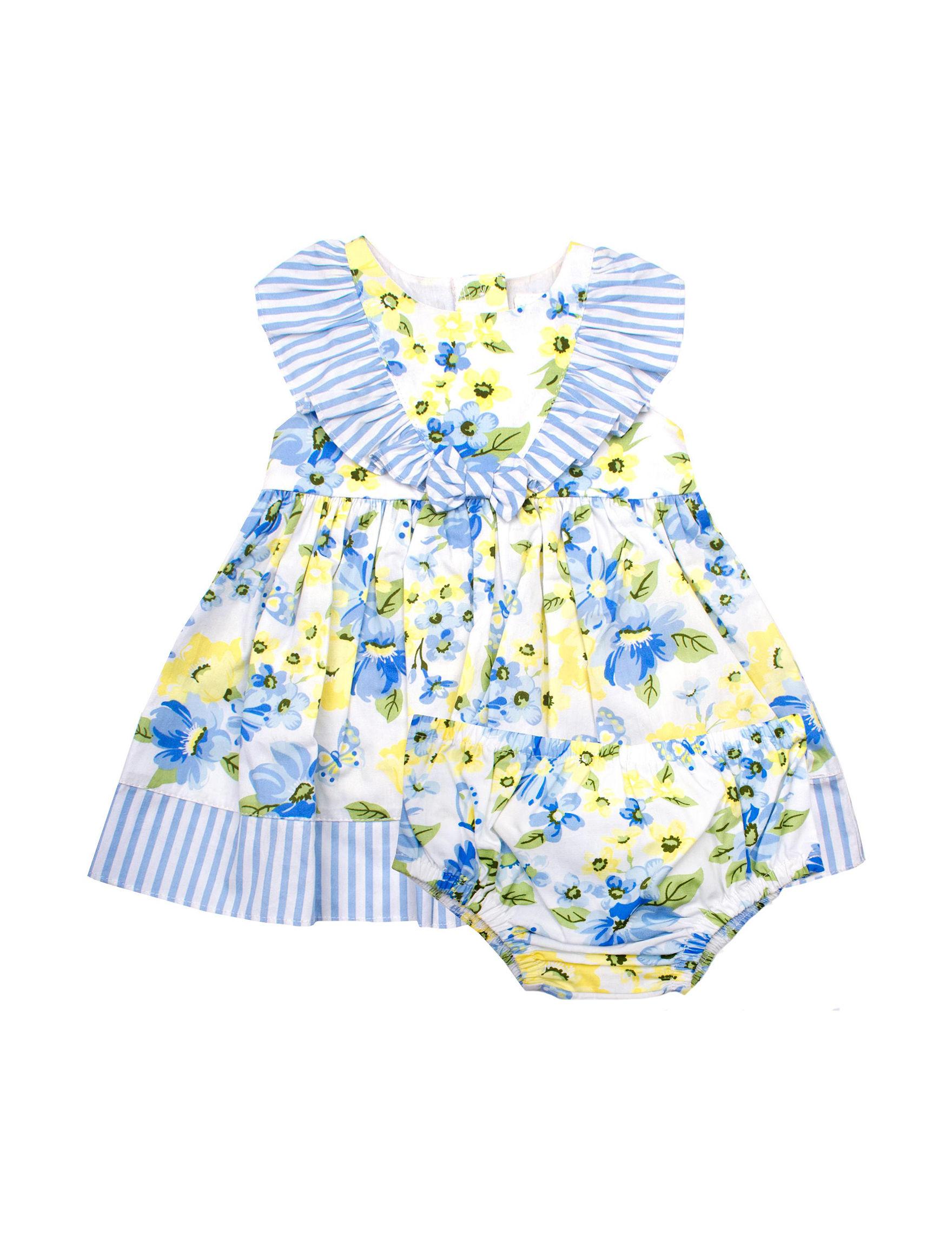 Nannette Blue / Yellow