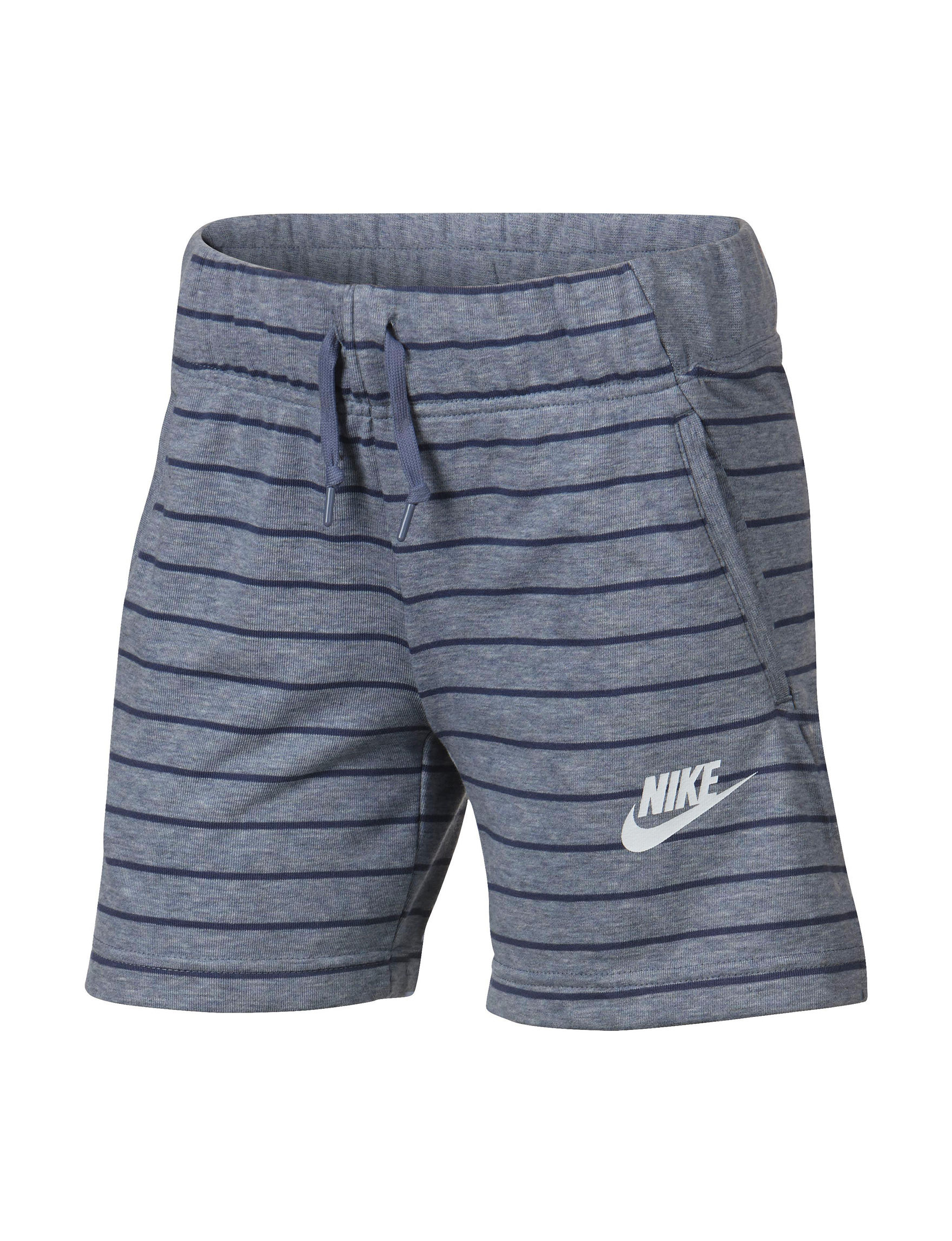 Nike Grey Stripe